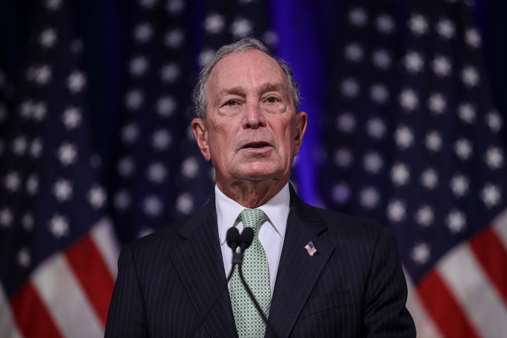 Michael Bloomberg says Trump would 'eat up' other Democrats