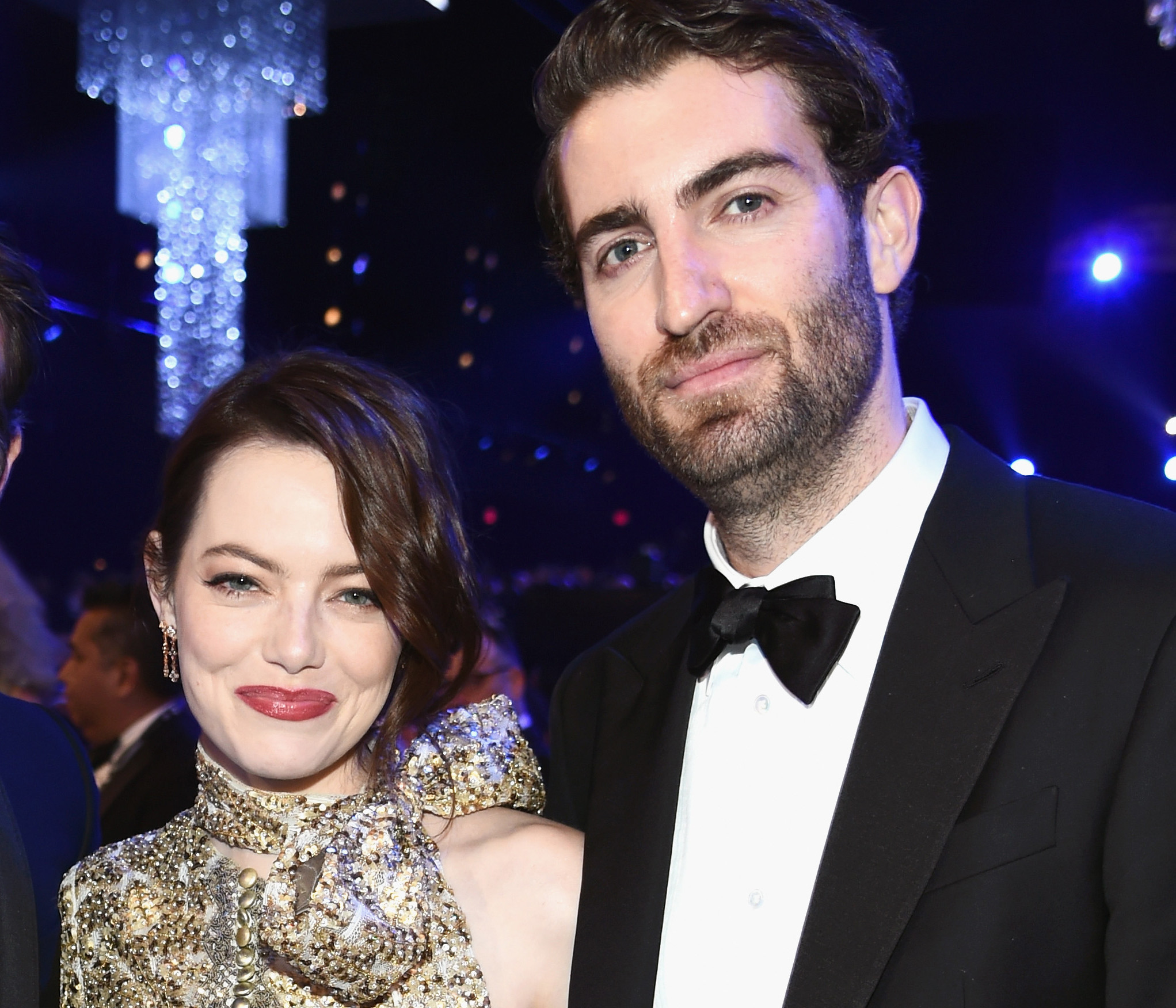 Emma Stone engaged to 'SNL' writer Dave McCary after two years of dating