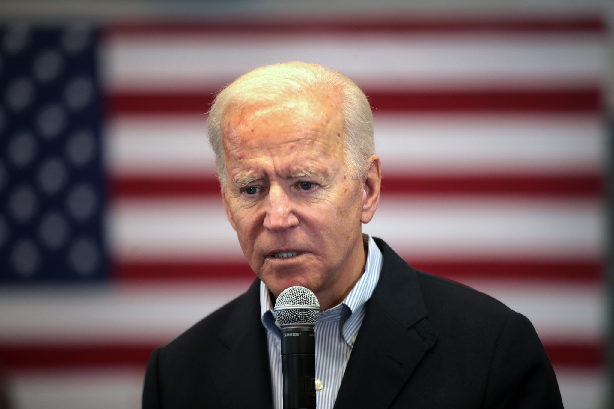 Angry Joe Biden confronts Iowa voter who asked about his son: 'You're a damn liar'
