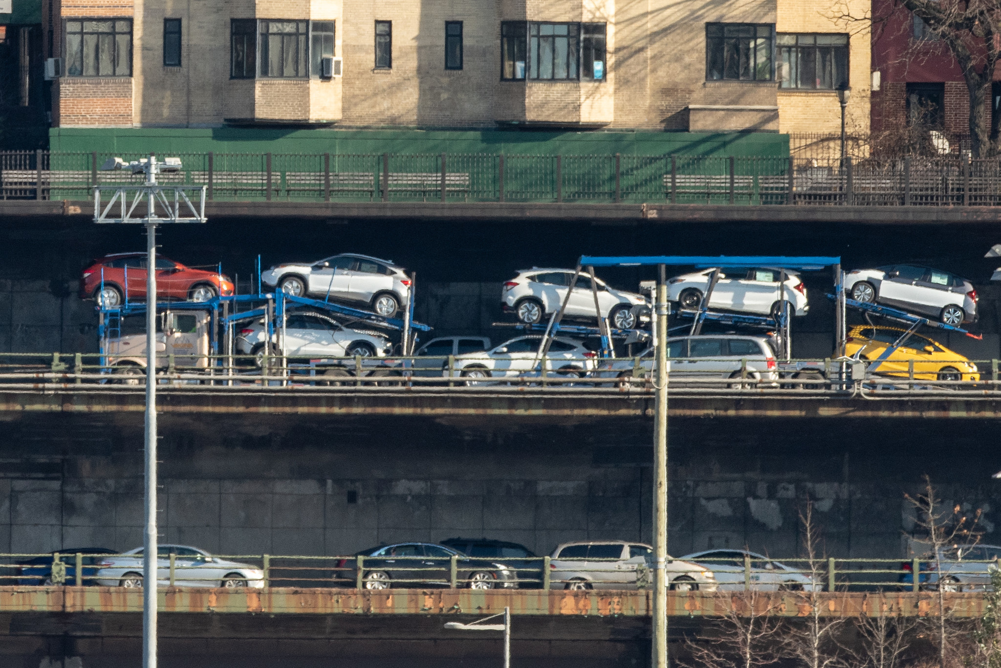 Readers sound off on the BQE, the new police commissioner, and sewer backups