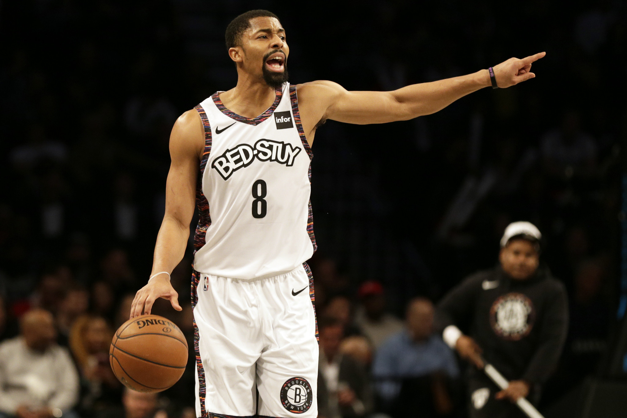 Nets (minus Kyrie Irving) play like night-and-day against Nuggets