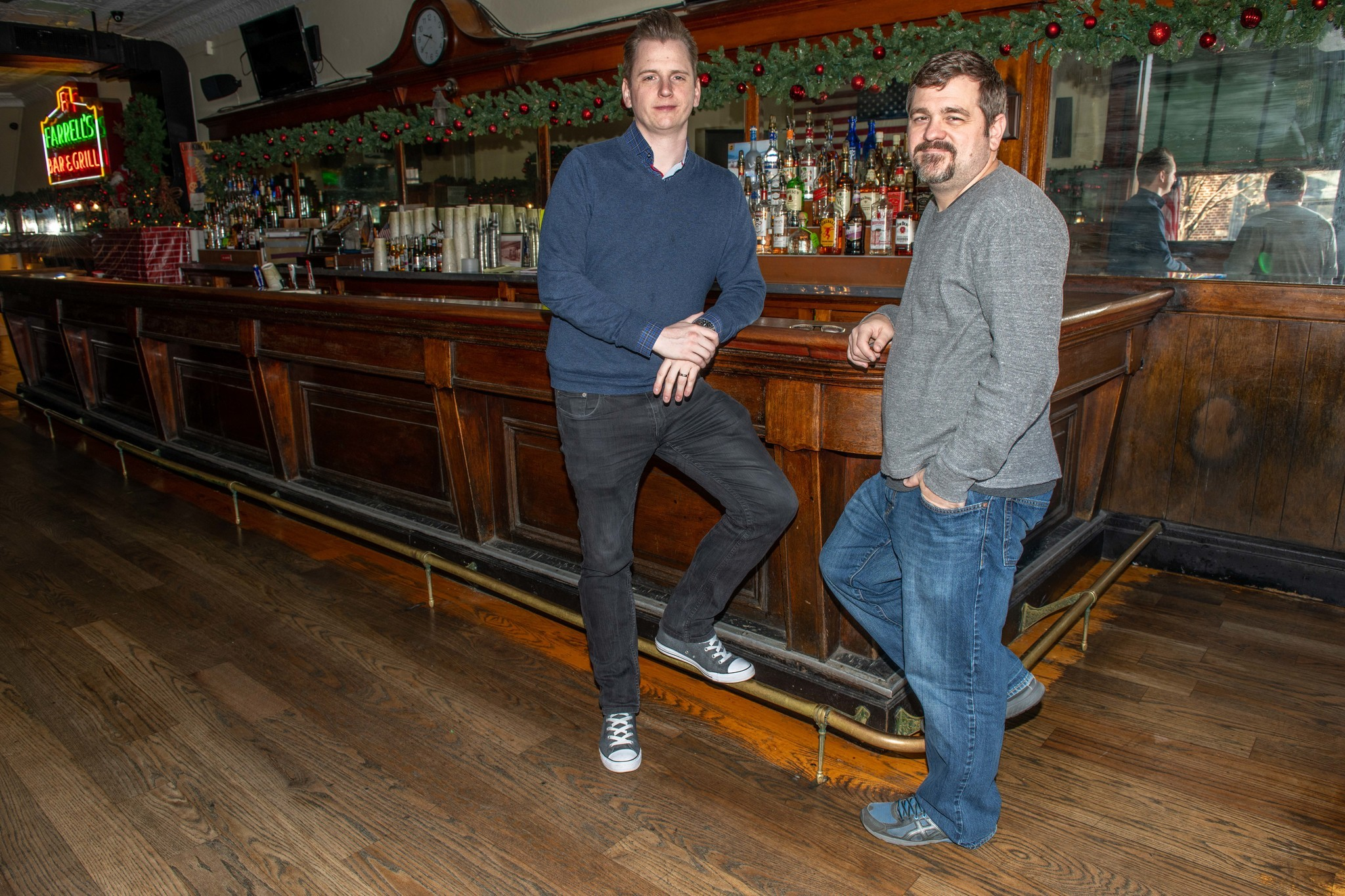 A Brooklyn tale: Farrell's Bar and Grill served up in documentary