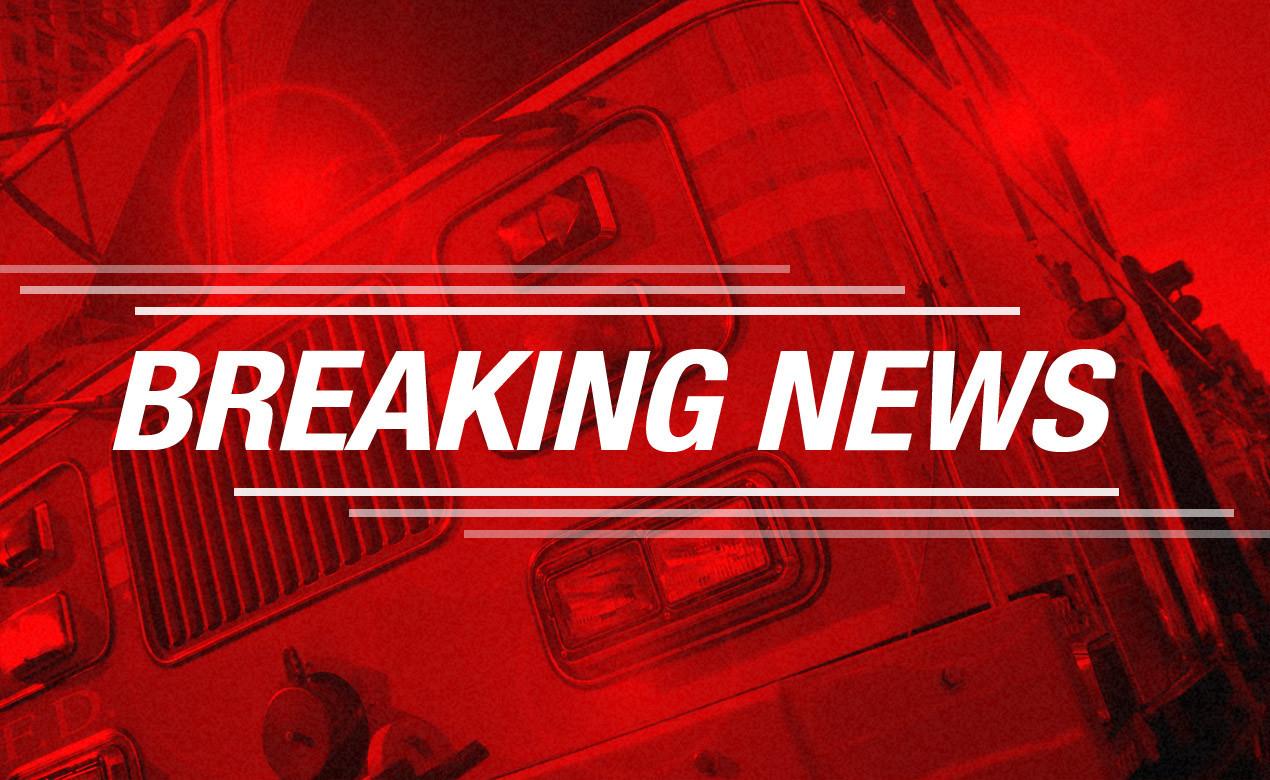Five hurt in three-car Manhattan crash in Flatiron district