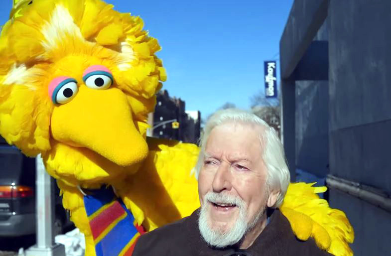 Caroll Spinney, puppeteer behind Big Bird and Oscar the Grouch on 'Sesame Street,' dies at 85