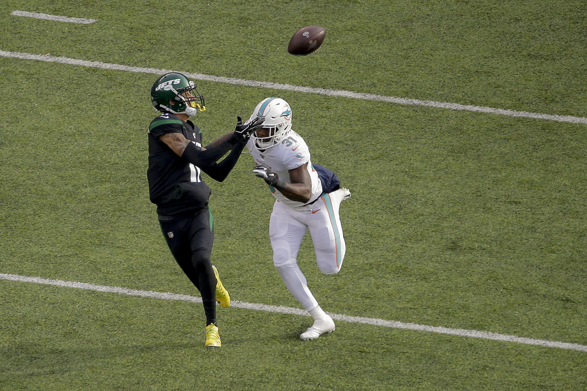 Robby Anderson says it 'doesn't make sense' to give Jets hometown discount in free agency