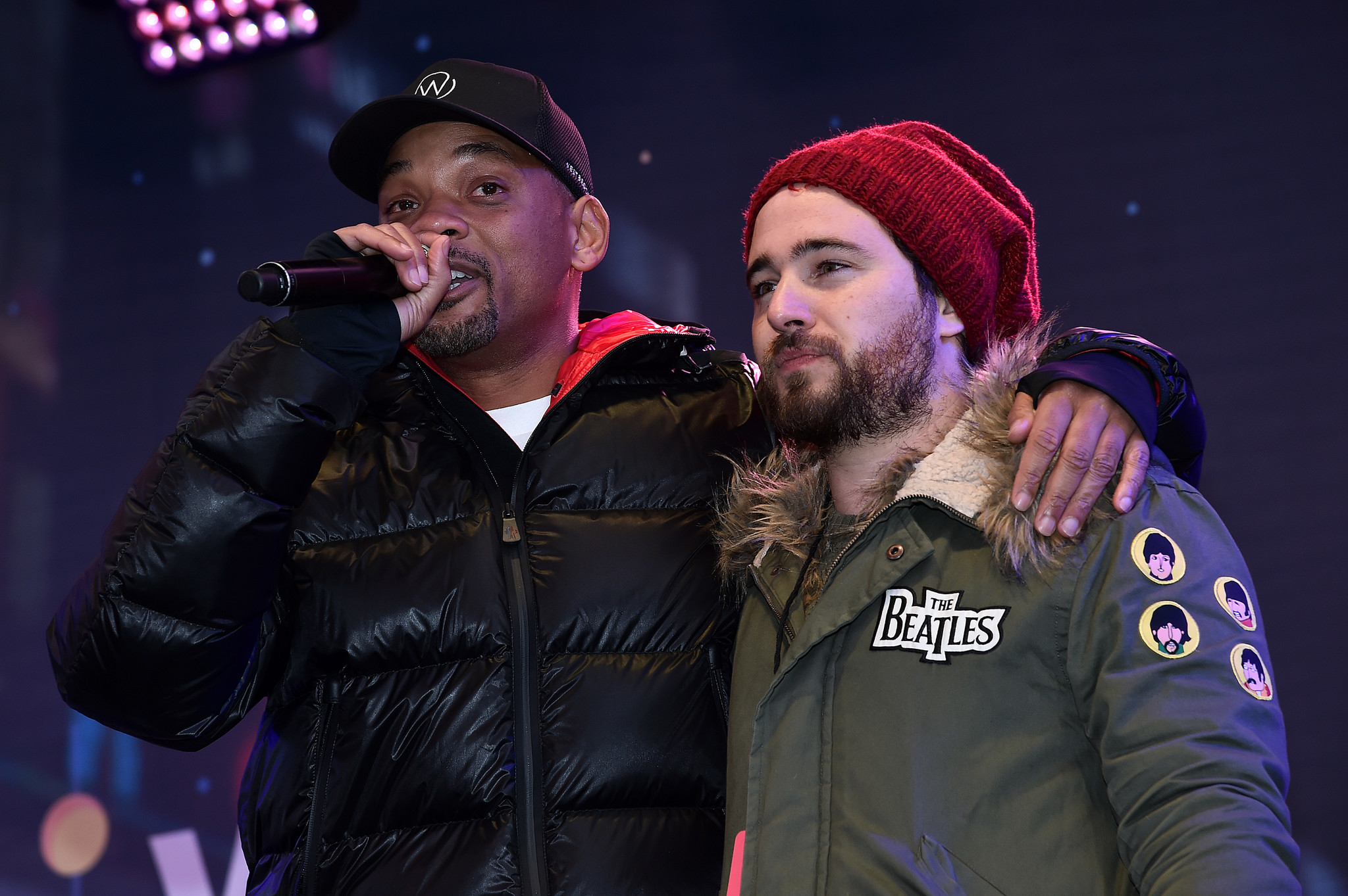 SEE IT: Will Smith performs 'Fresh Prince' theme as bedtime story during 'World's Big Sleep Out' fundraiser to fight homelessness