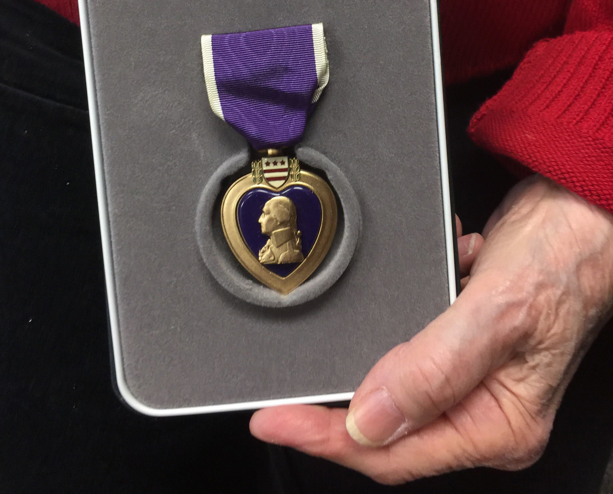 Coast Guard member killed in WWI given Purple Heart in Staten Island — 100 years after death