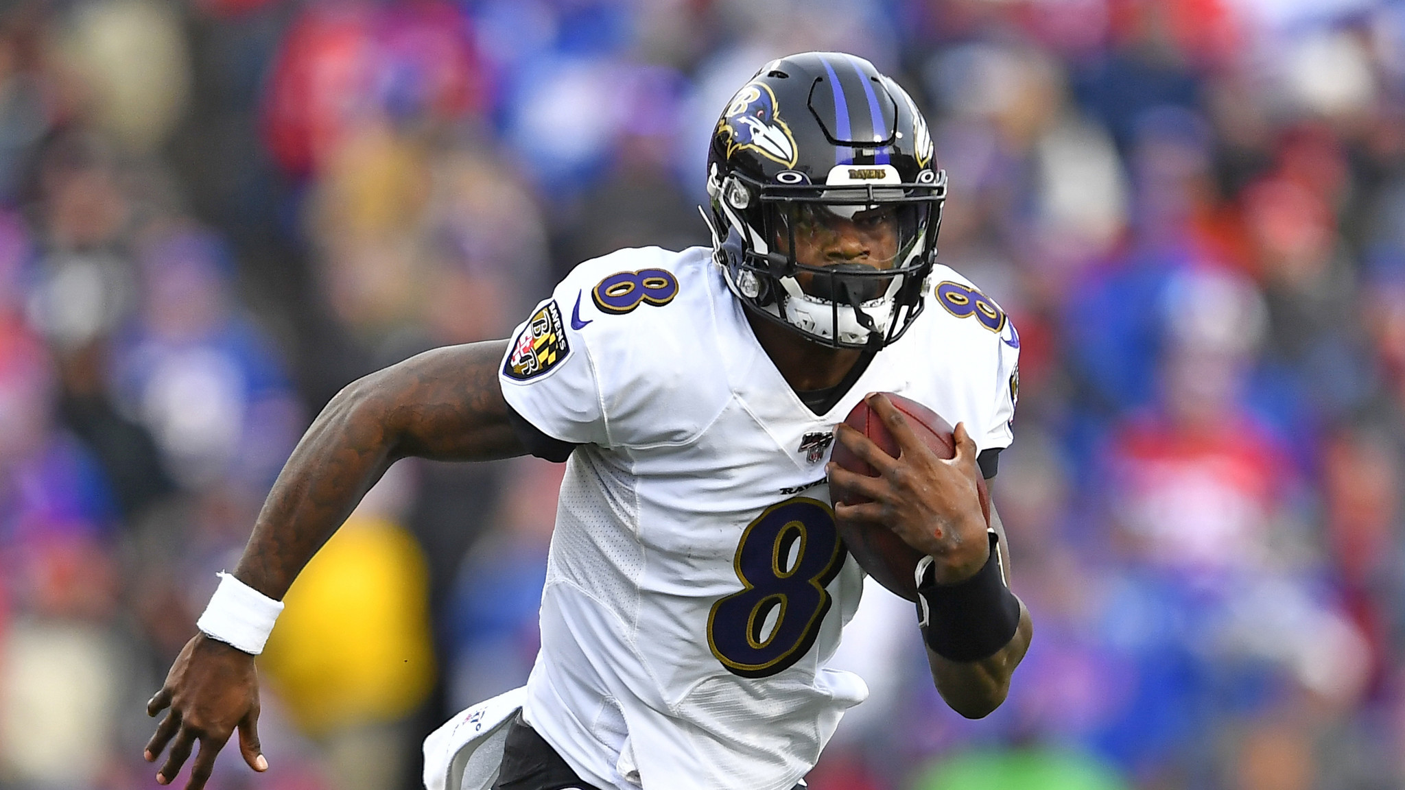 Lamar Jackson is about to embarrass the Jets