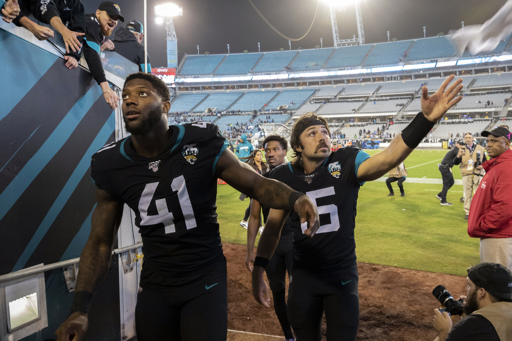 The Jaguars will always be the Jaguars