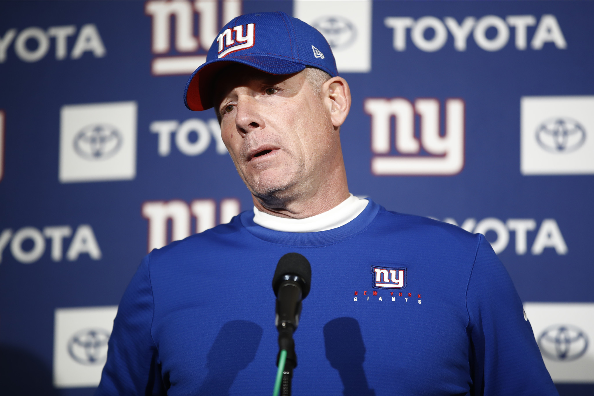 Pat Shurmur seems like dead man walking after Giants choke away loss to Eagles
