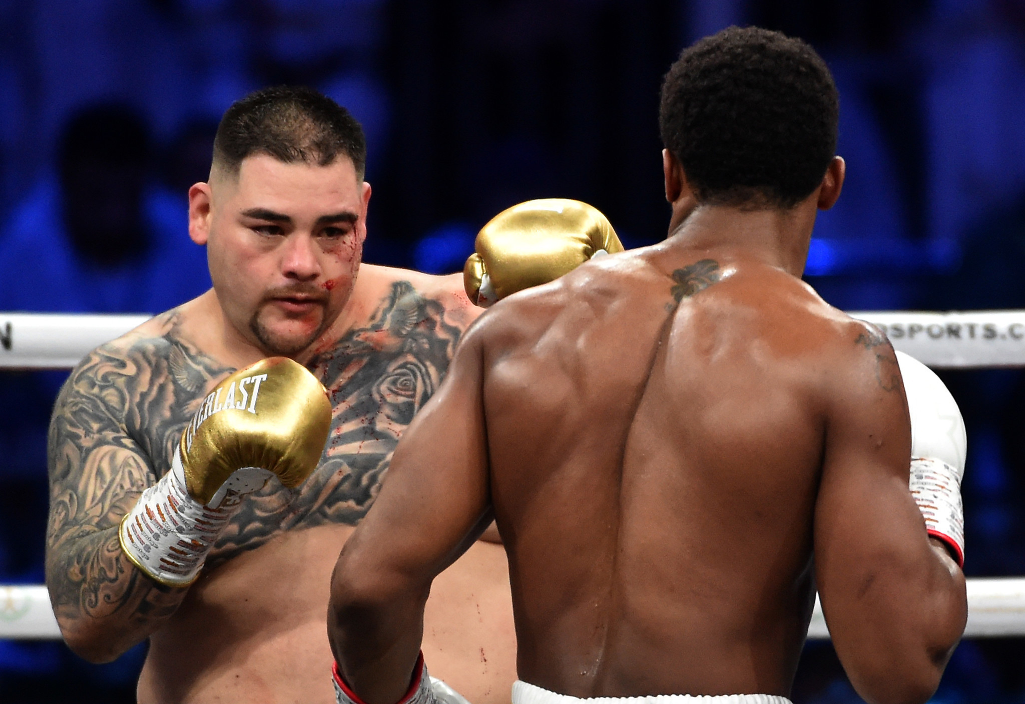 Andy Ruiz on why he lost fight: 'Celebrating, drinking a few more Coronas than I should have'