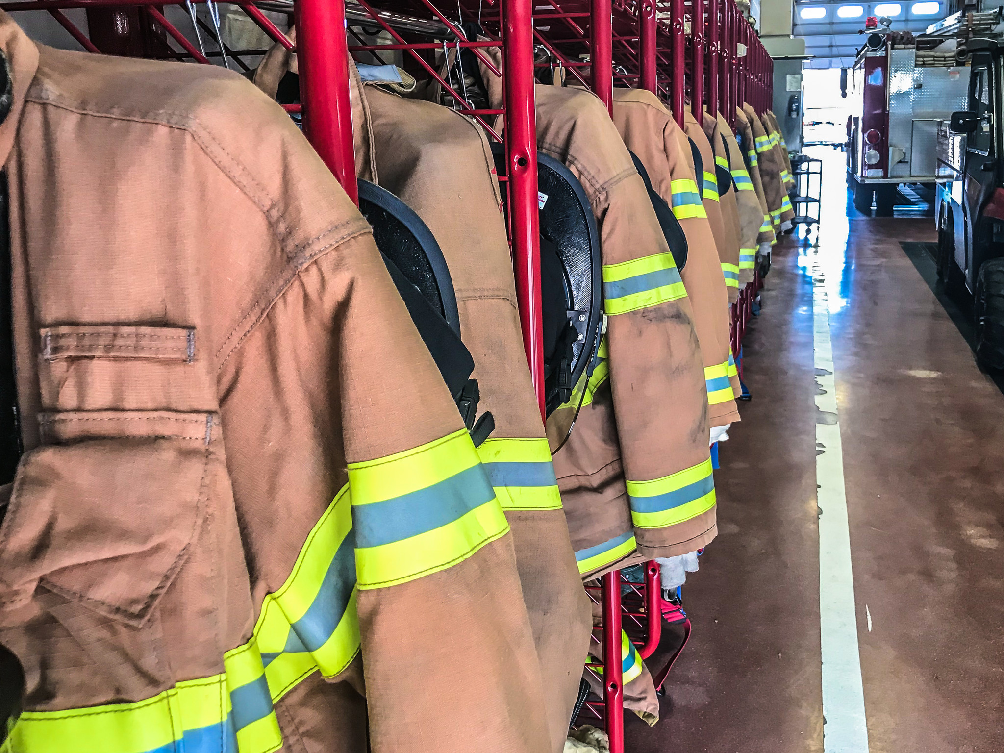 Three Ohio firefighters canned for hazing a part-timer