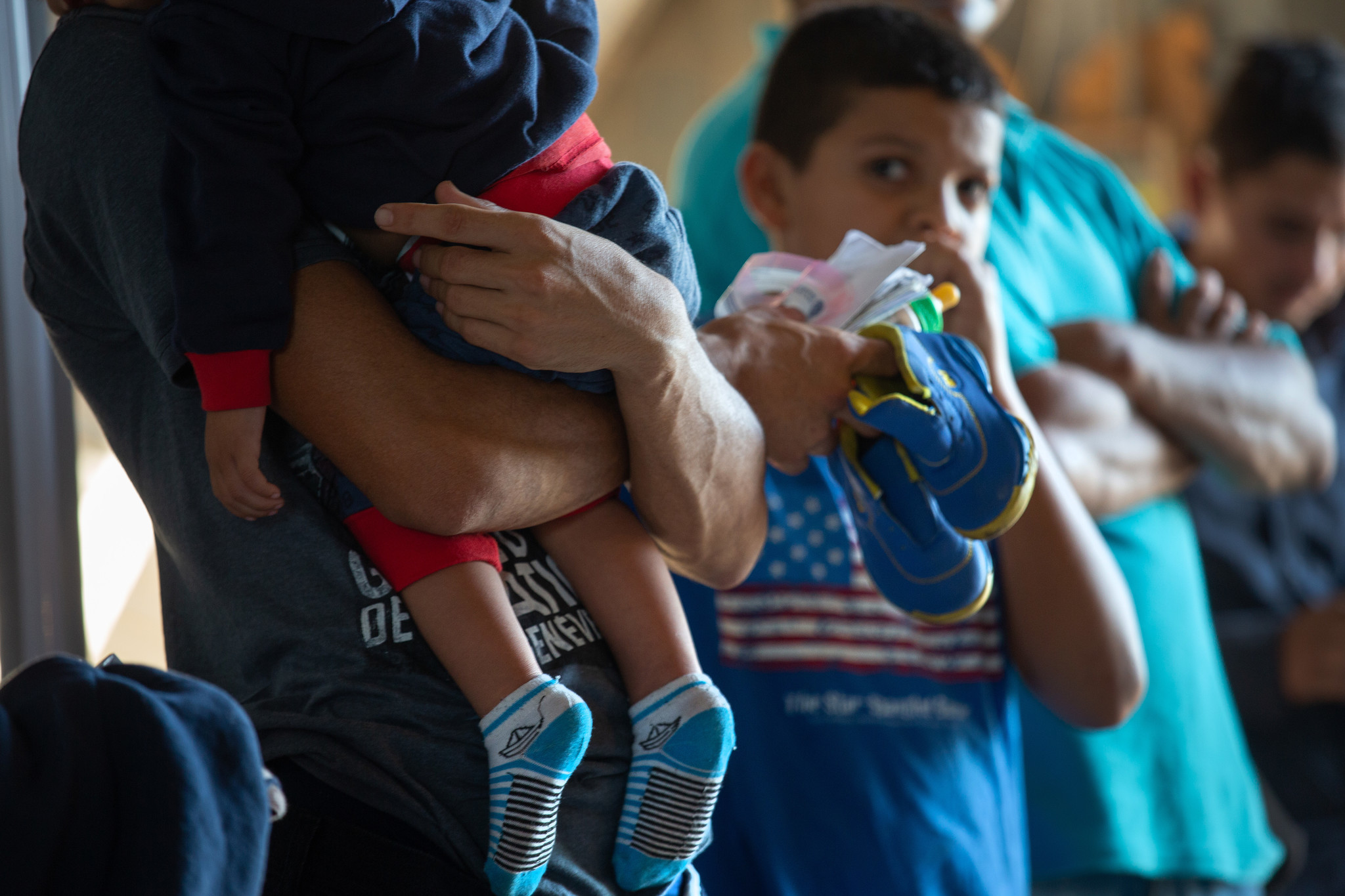 Congressional Hispanic Caucus marks anniversary of death of migrant kids with request for flu shots