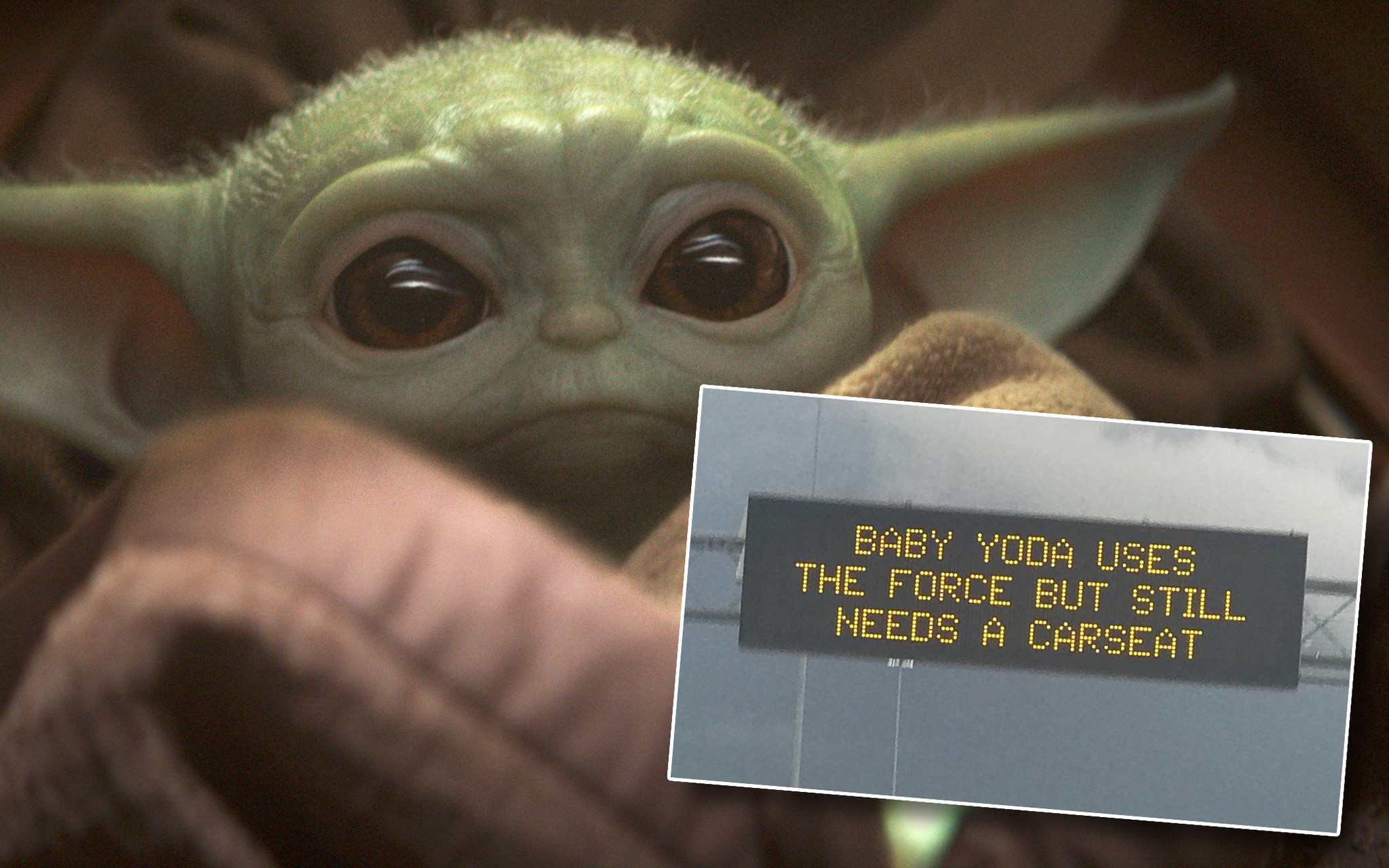 Hasbro rolls out Baby Yoda toys — but they won't arrive in time for Christmas