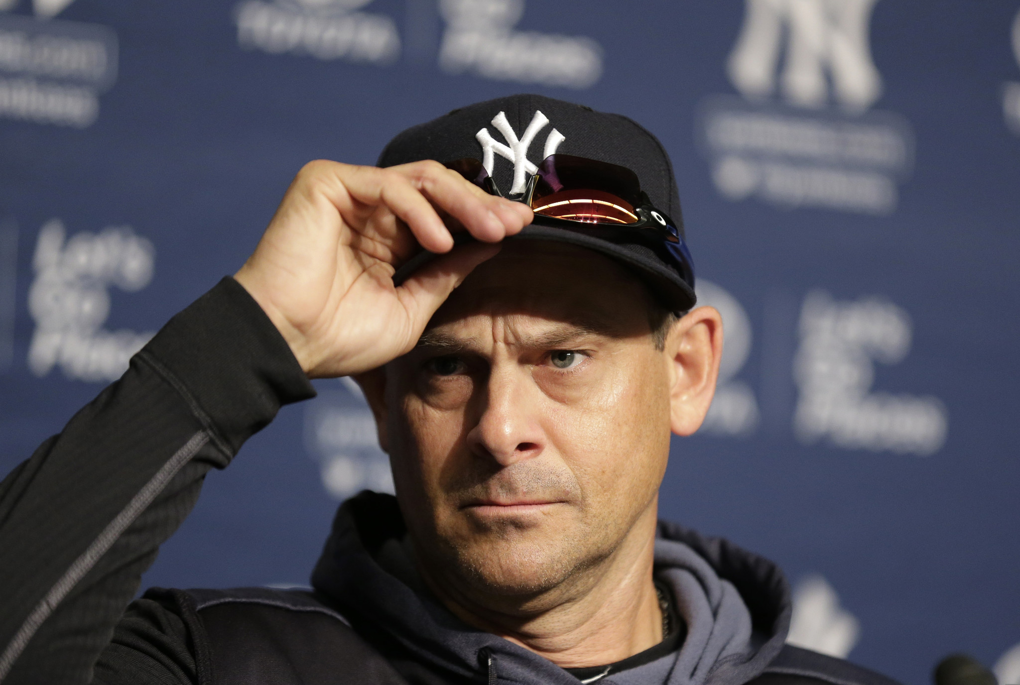 Yankees manager Aaron Boone calls the Astros cheating allegations 'eye-popping'