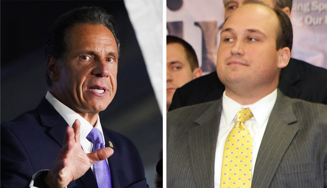 State GOP head suing Cuomo over special election to replace disgraced former Congressman Chris Collins