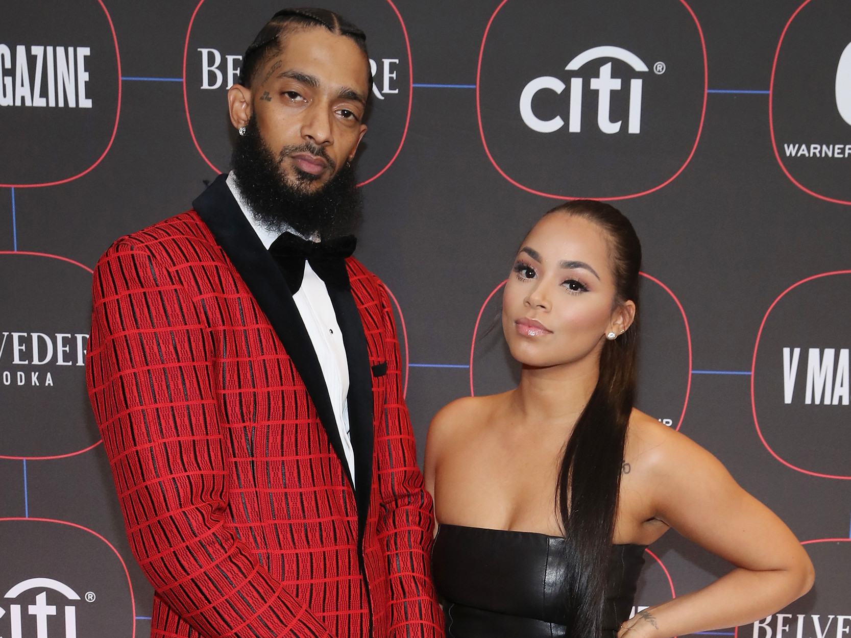 Lauren London shoots down speculation she's dating Diddy, says she's 'still' grieving late rapper Nipsey Hussle