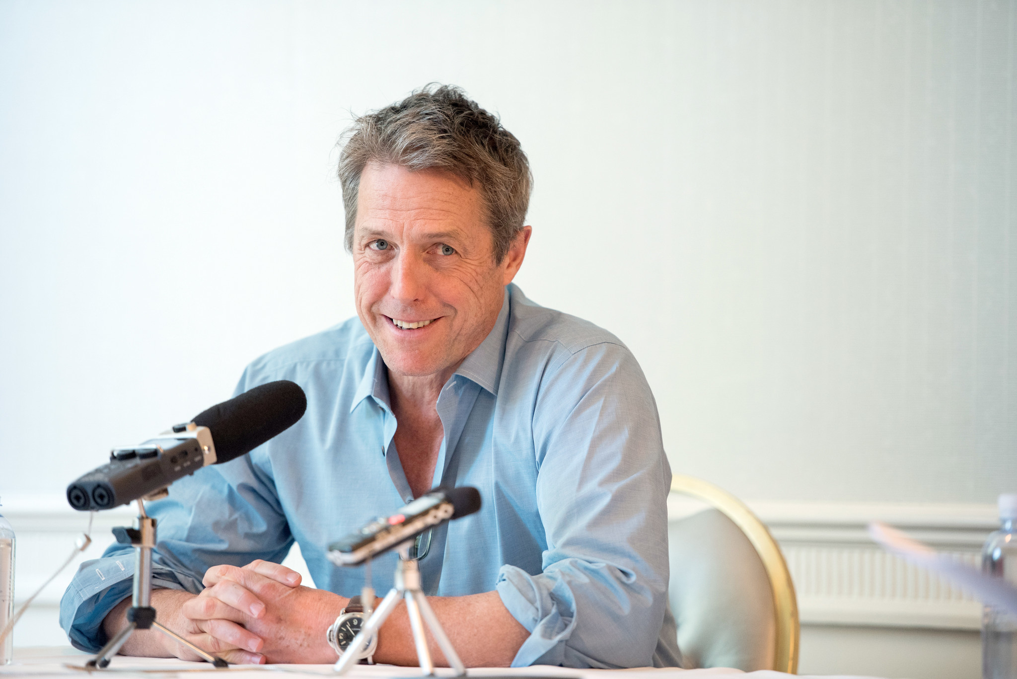 'Absolute Hell:' Hugh Grant says he hated doing dancing scene in 'Love Actually'