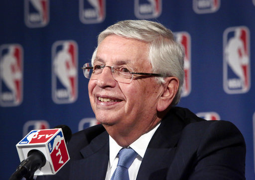 Former NBA commissioner David Stern recovering from emergency surgery after suffering brain hemorrhage
