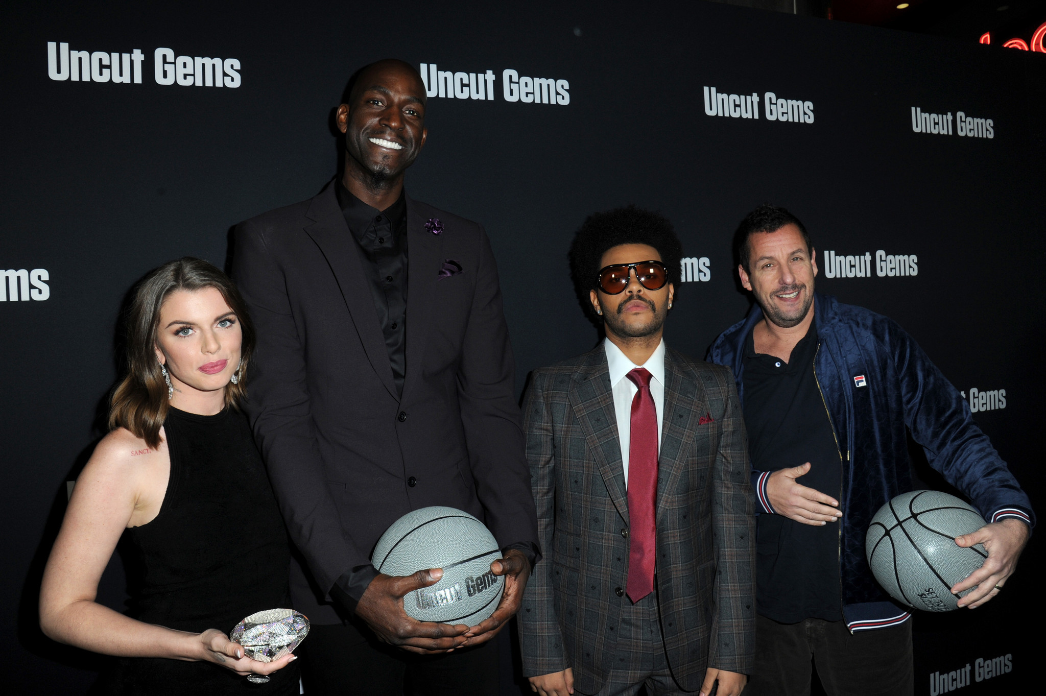 Kevin Garnett, who is no stranger to acting, is a real 'Gem' in new Adam Sandler pic