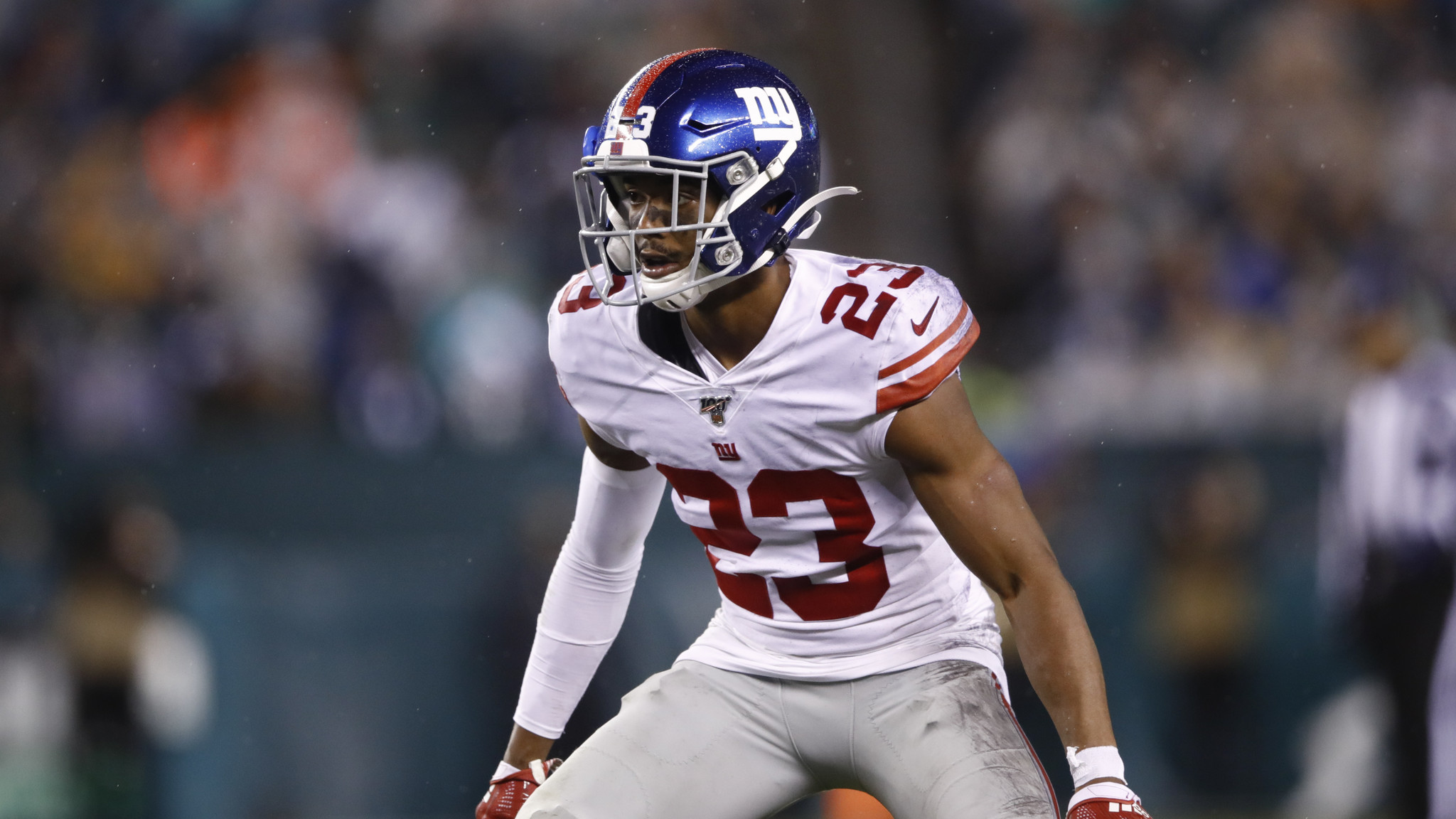 Sam Beal praises Janoris Jenkins' influence as rookie corner embraces larger role
