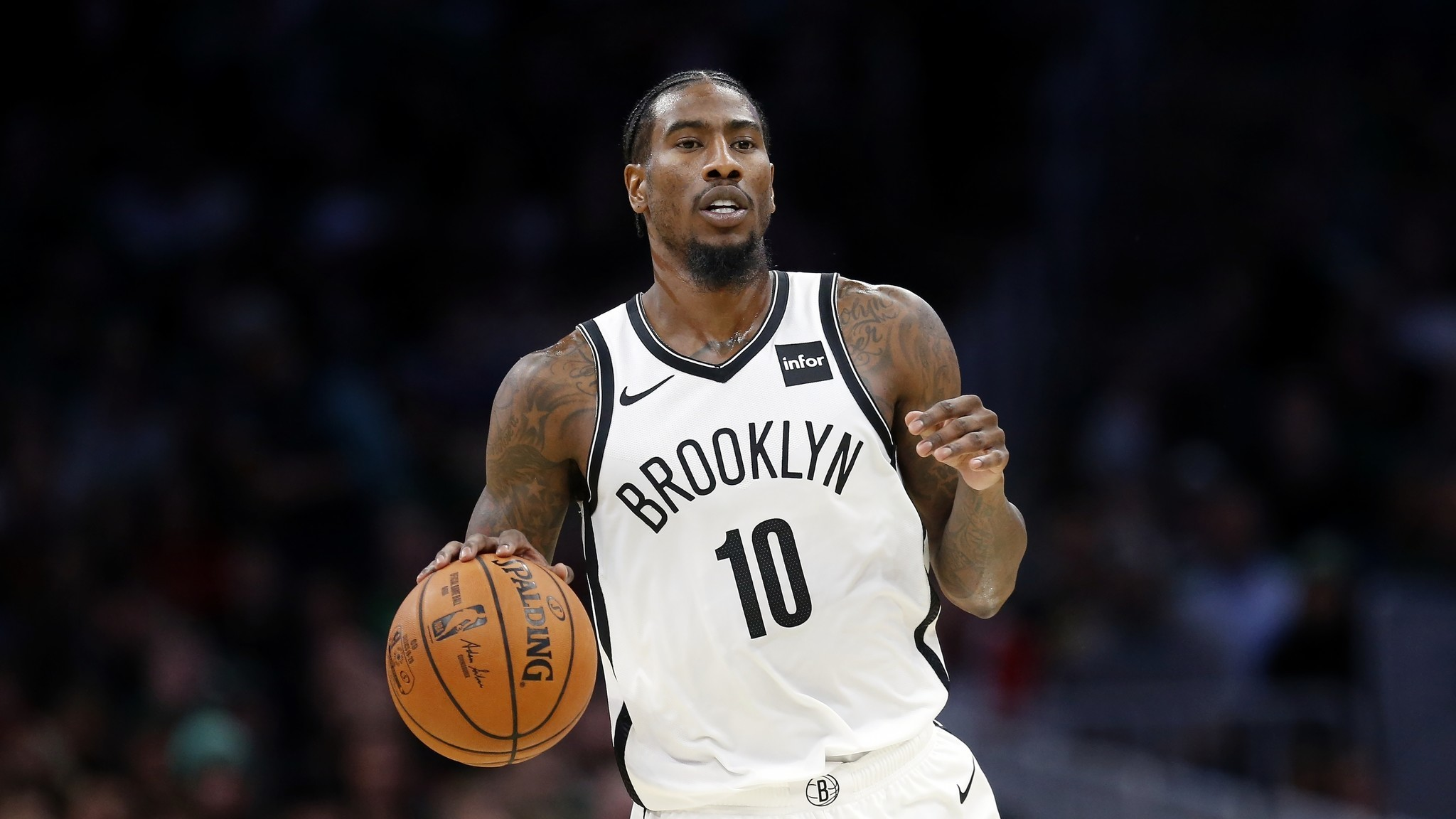 Nets had to waive Iman Shumpert, but they'll miss his defense