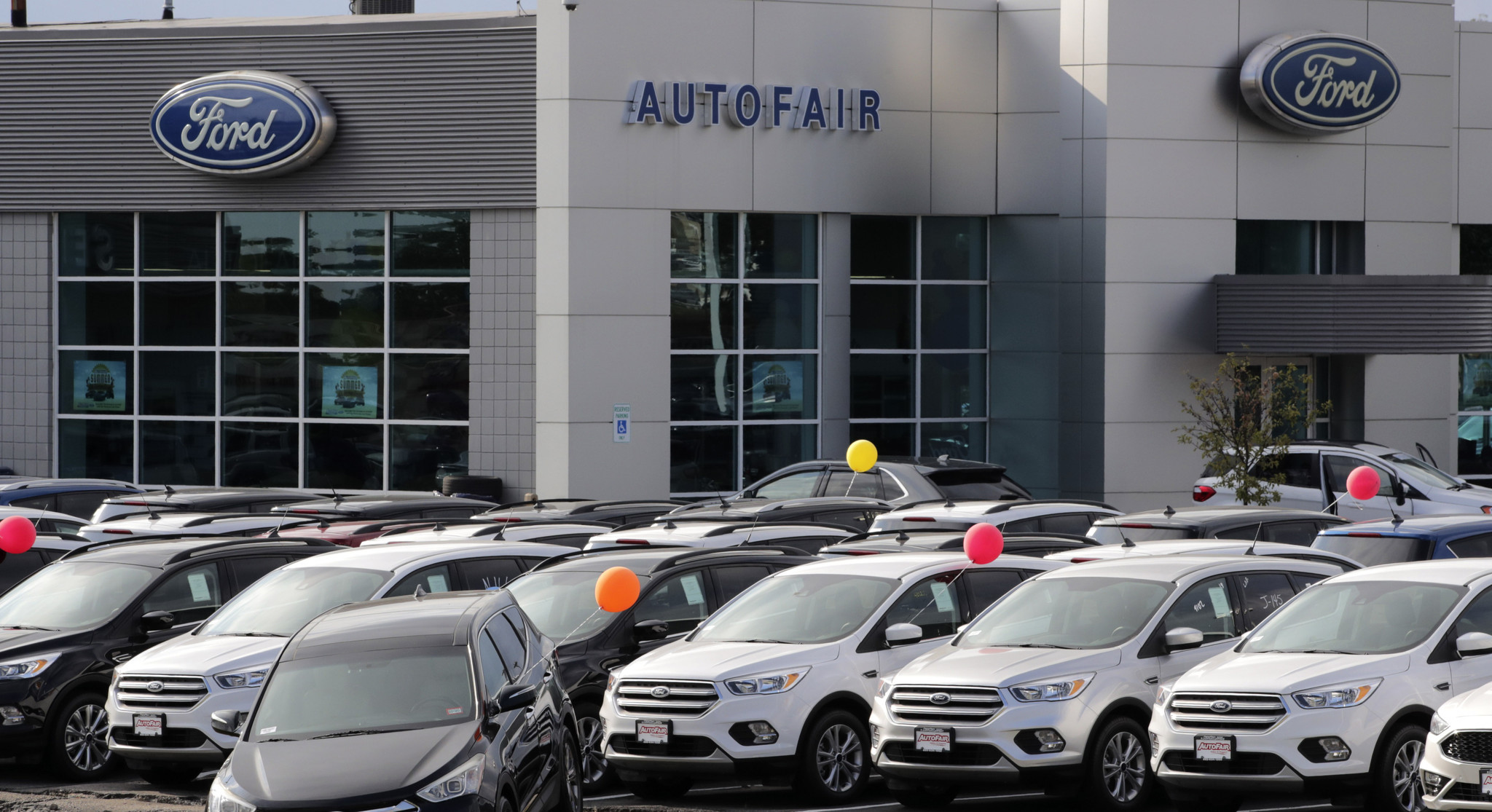 Ford recalls nearly 500,000 vehicles for risk of catching fire after crash