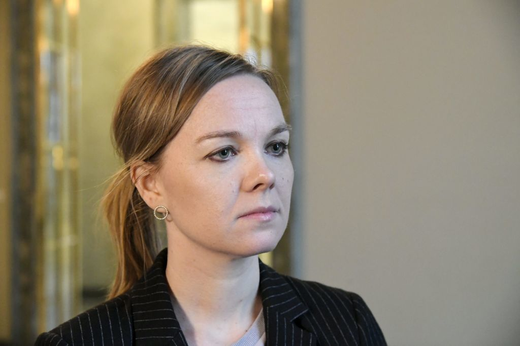 Finnish minister who posted Instagram poll on the fate of citizens linked to ISIS says she's sorry