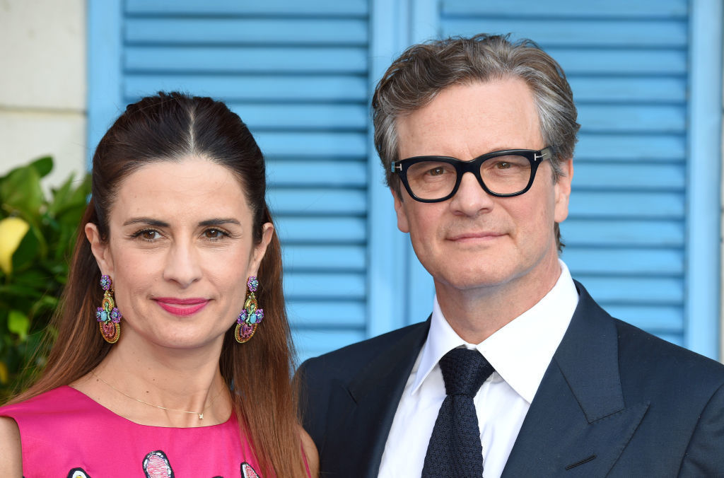 Oscar winner Colin Firth and wife, Livia, announce split after 22 years of marriage