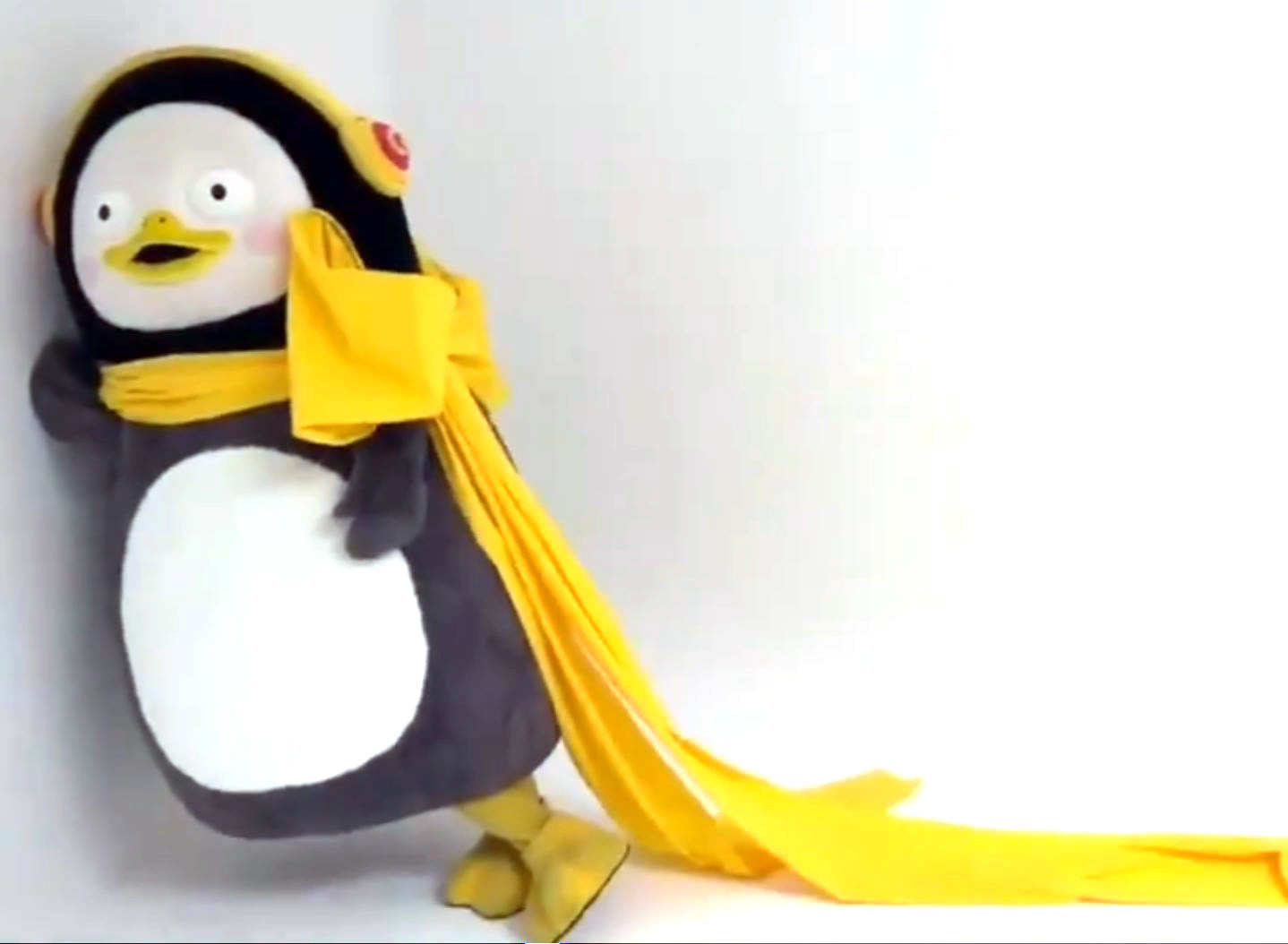 Penguin mascot Pengsoo voted South Korea's Person of the Year