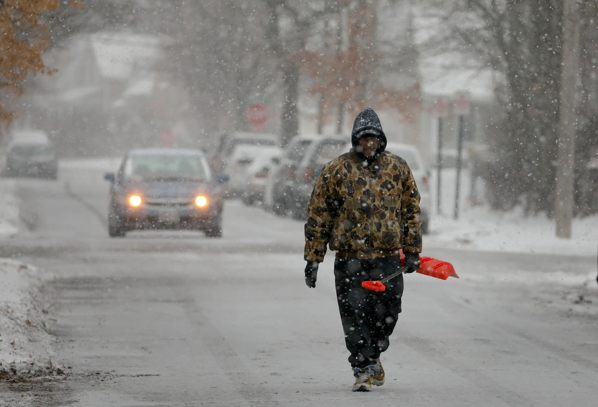 Deadly storms barrel through U.S. with snow, ice, wind, tornadoes
