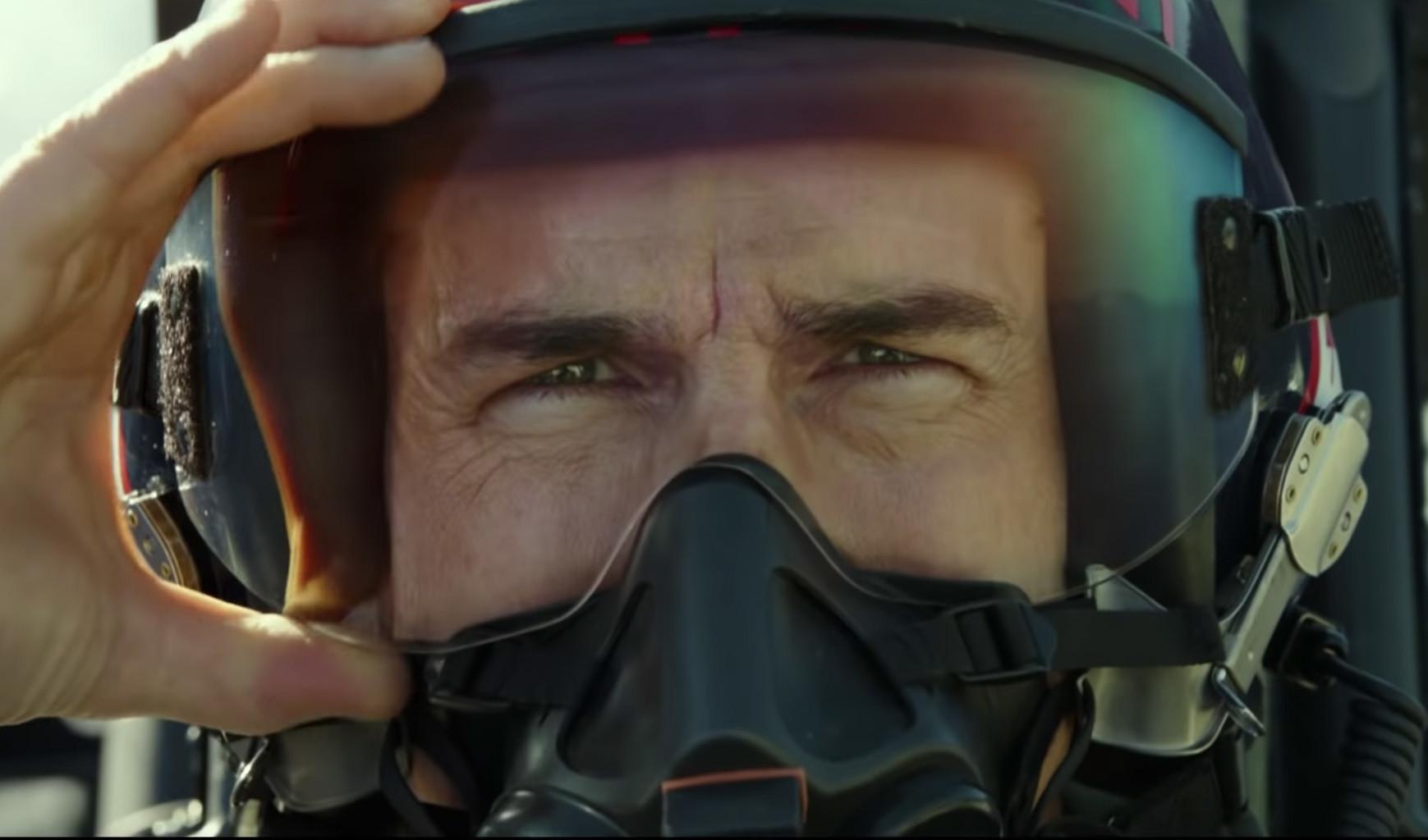 SEE IT: Tom Cruise takes flight in new 'Top Gun: Maverick' trailer