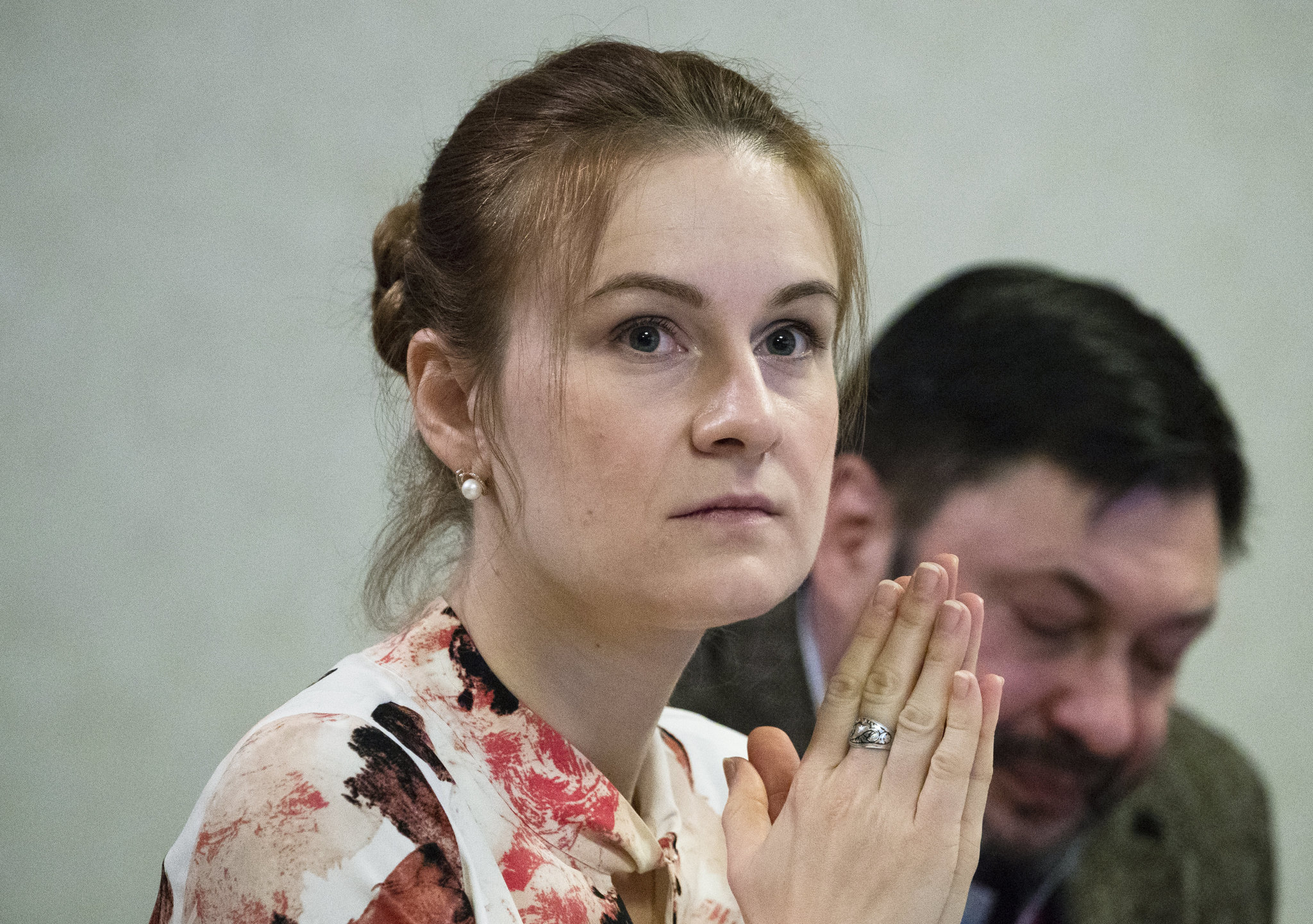Convicted Russian secret agent deported from U.S. to Moscow gets job with state-run TV