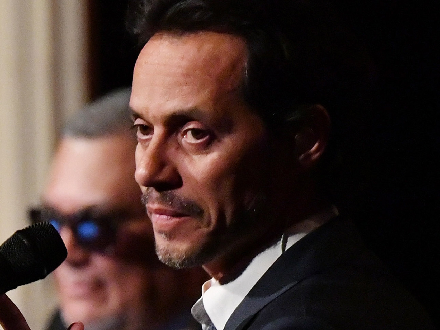 Marc Anthony's 120-foot yacht reportedly catches fire and capsizes in Miami