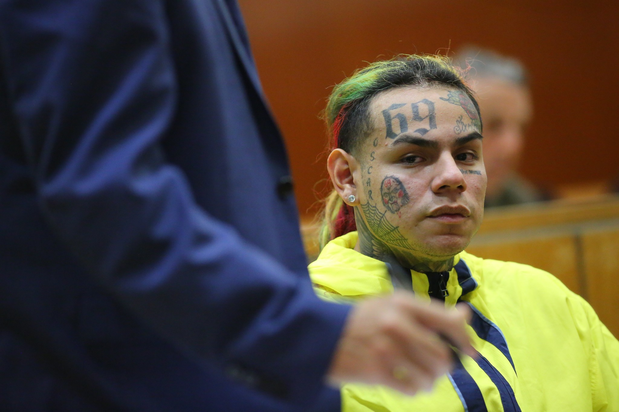 Tekashi69 loses bid for house arrest