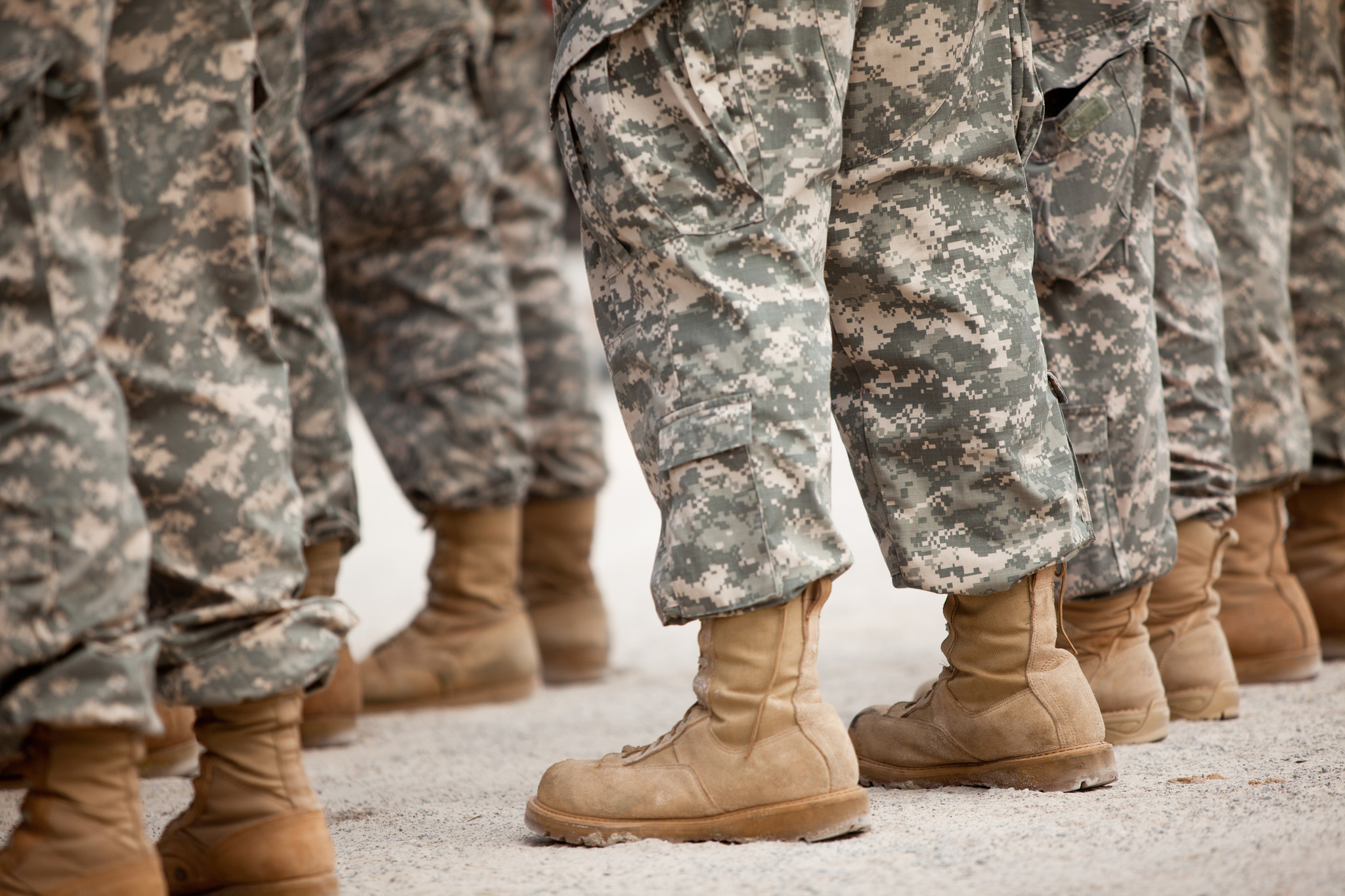 2 men kicked out of Georgia National Guard for ties to white supremacist group