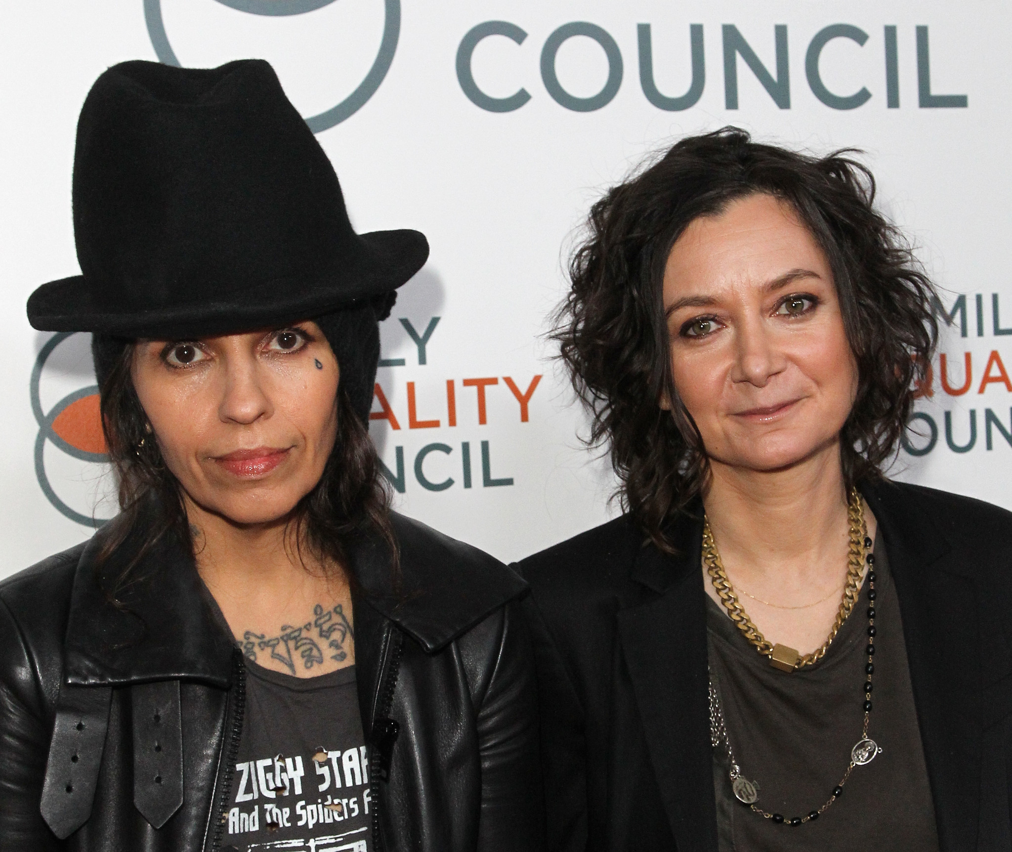 'The Conners' star Sara Gilbert separates from wife of almost 6 years Linda Perry