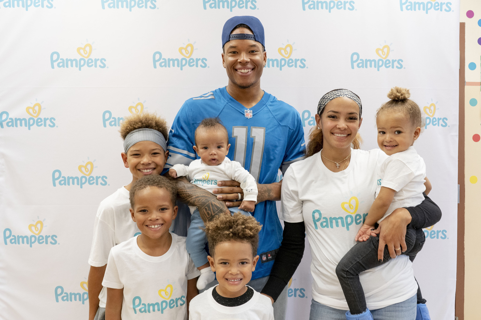 Detroit Lions WR Marvin Jones' 6-month-old son dies — 'You have gained your wings'