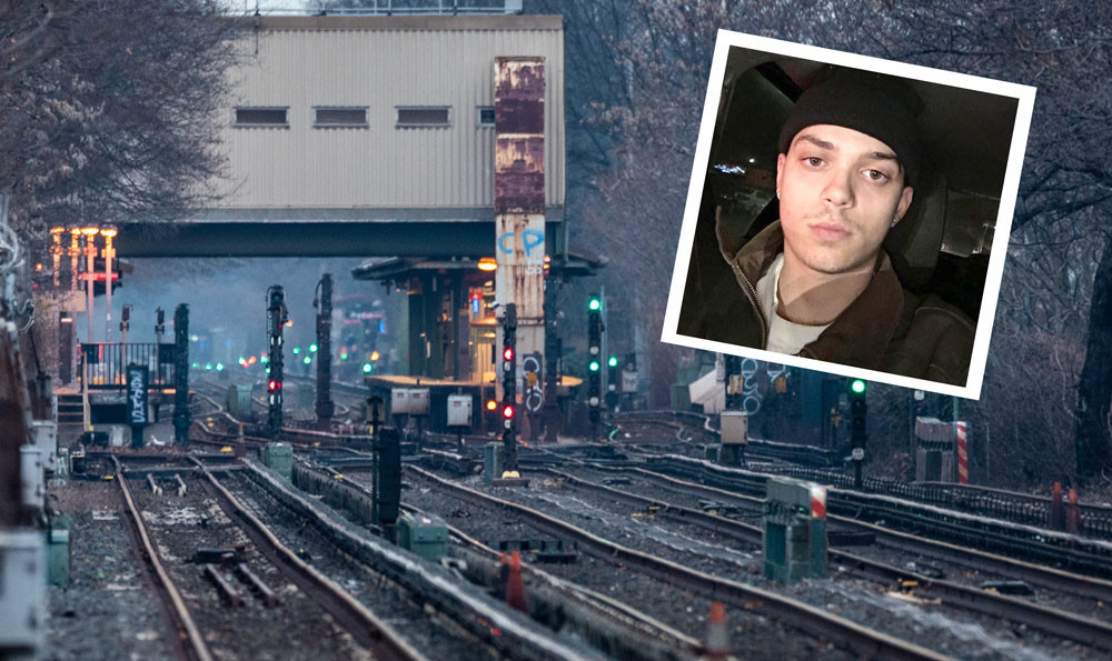 Christmas reunion in Brooklyn turns fatal after man watches brother get killed by subway train