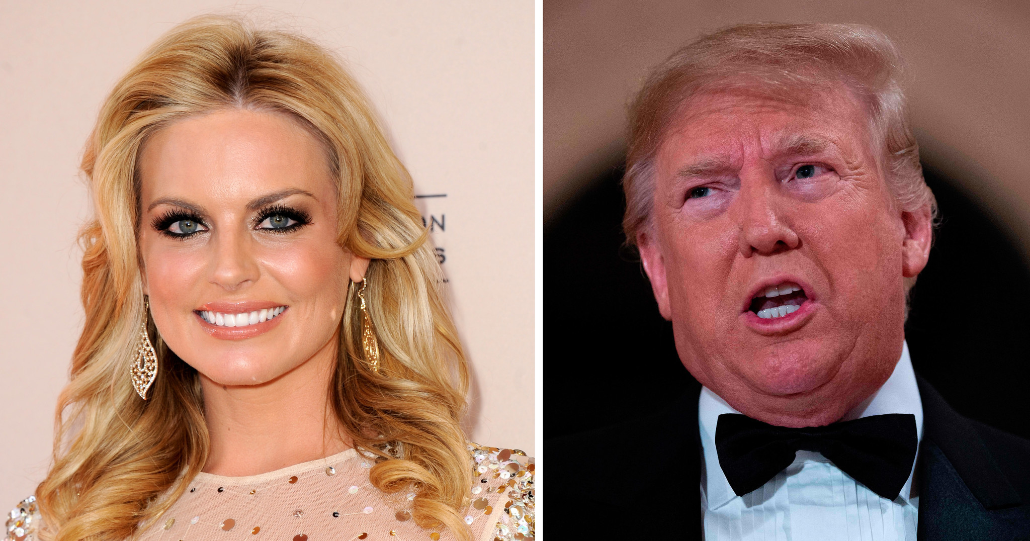 Ex-Fox News reporter Courtney Friel claims Donald Trump invited her to Trump Tower to 'kiss'