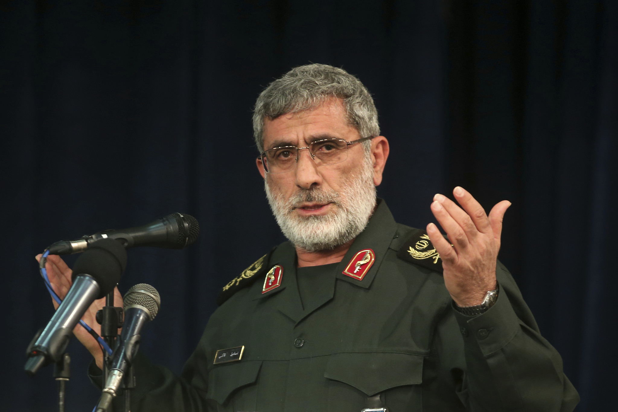Esmail Ghaani, friend and fellow fighter of slain Iranian general Qassem Soleimani, named as new leader of Quds Force