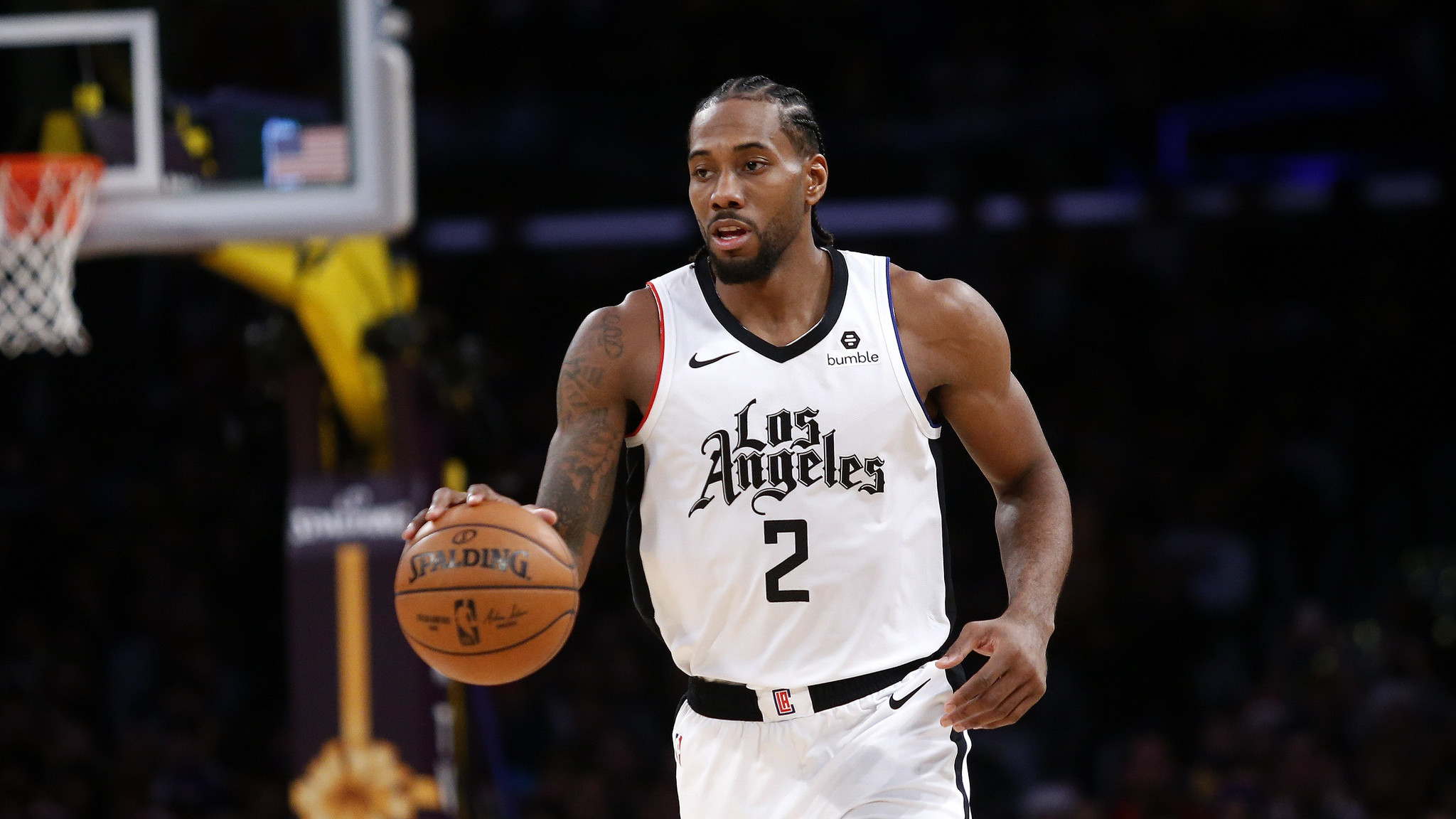 Kawhi Leonard says he wasn't interested in Knicks, never scheduled a meeting