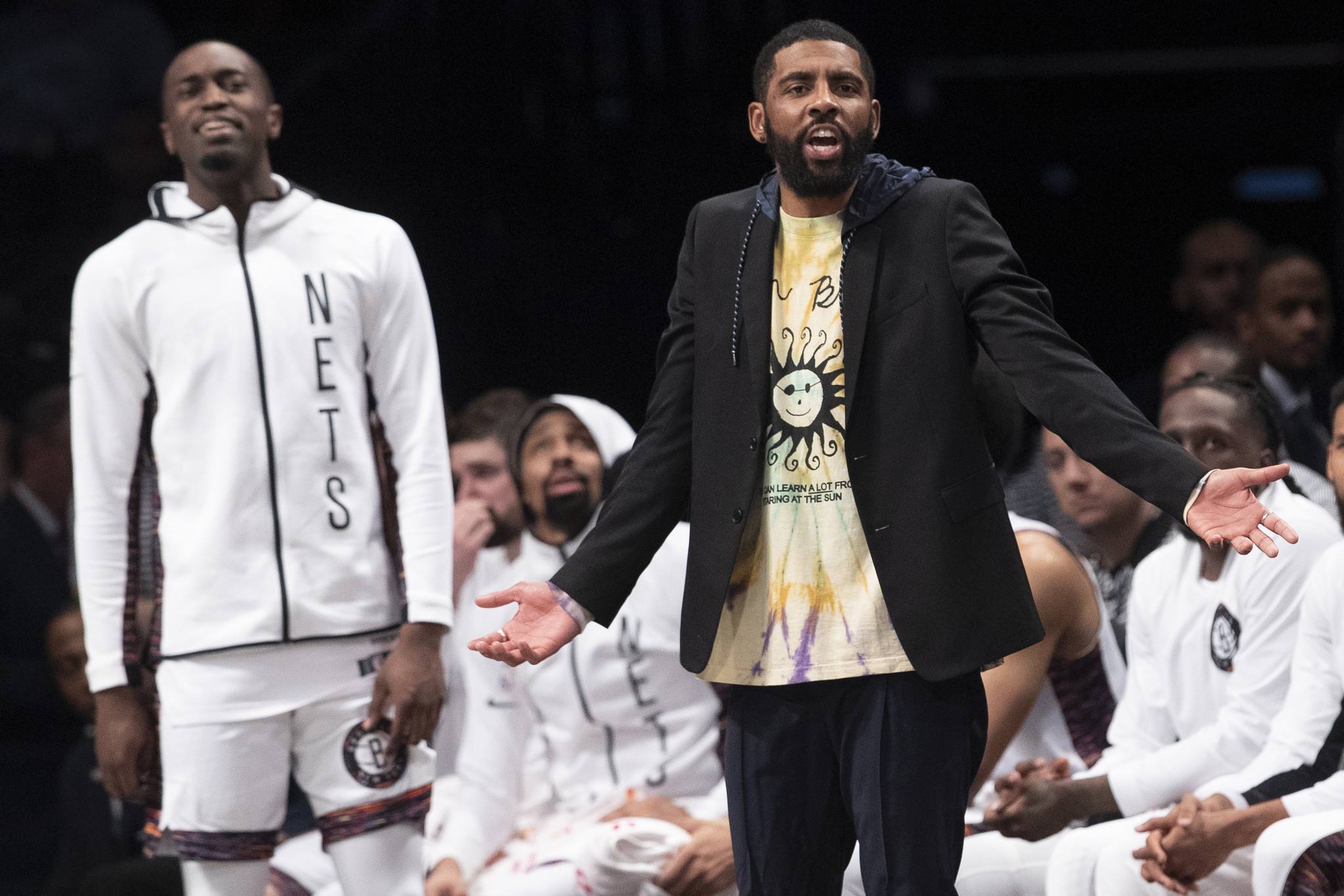 Nets 'big picture' is about championships ... just not this season