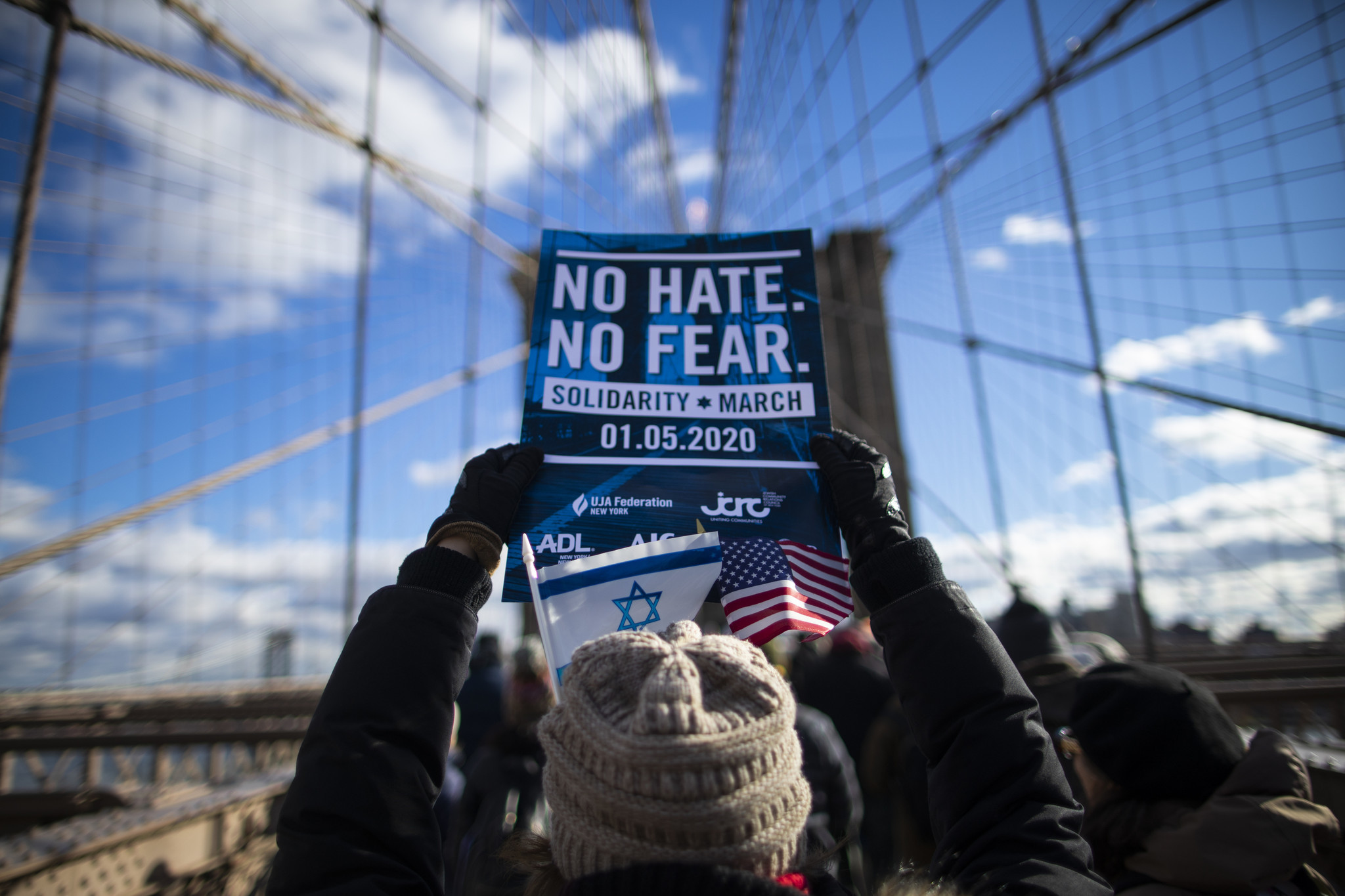 100 surveillance cams coming to Brooklyn to combat anti-Semitic hate crimes