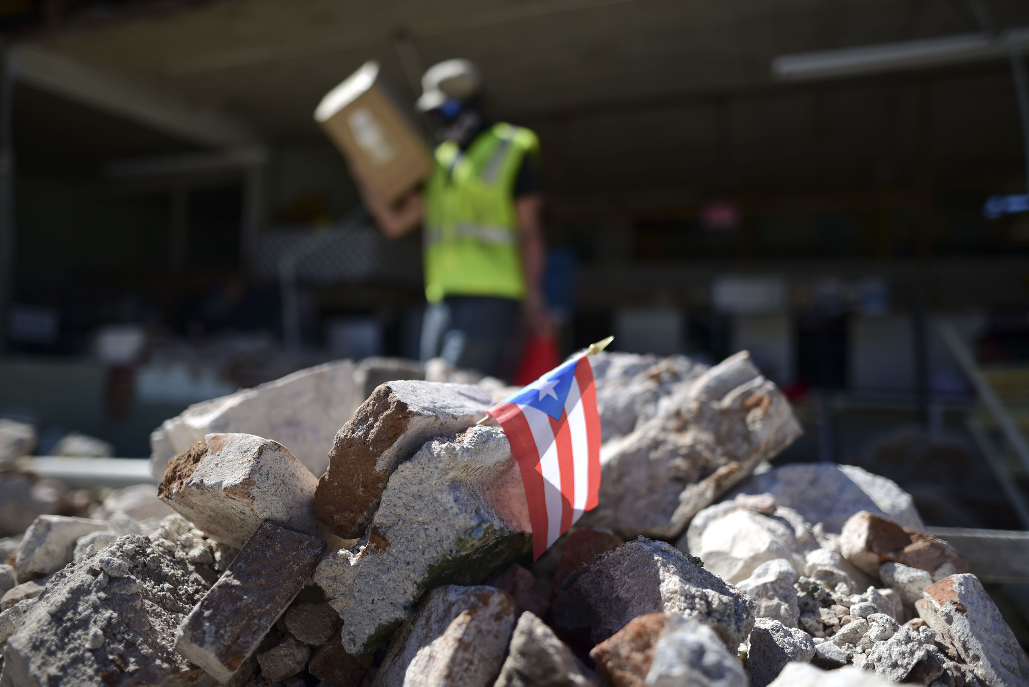 5.0-magnitude earthquake strikes off coast of Puerto Rico