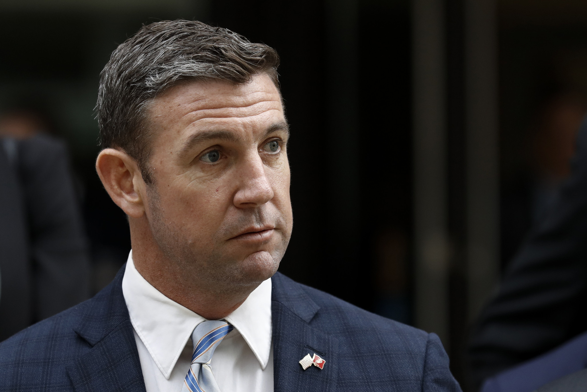 GOP Congressman Duncan Hunter resigns after pleading guilty in case of campaign cash spent on mistresses, airfare for pet rabbit