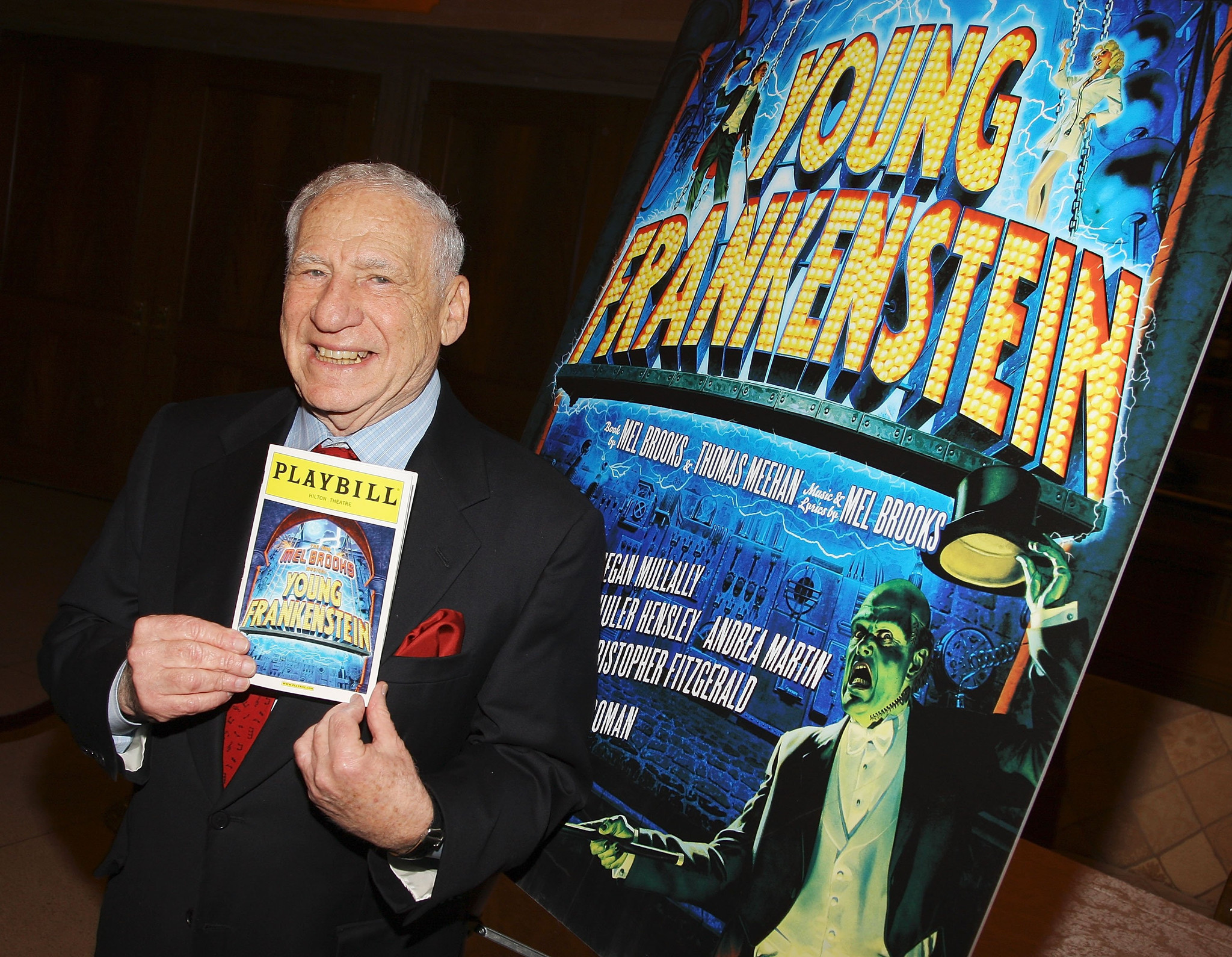 'Young Frankenstein' announced as ABC's next live musical
