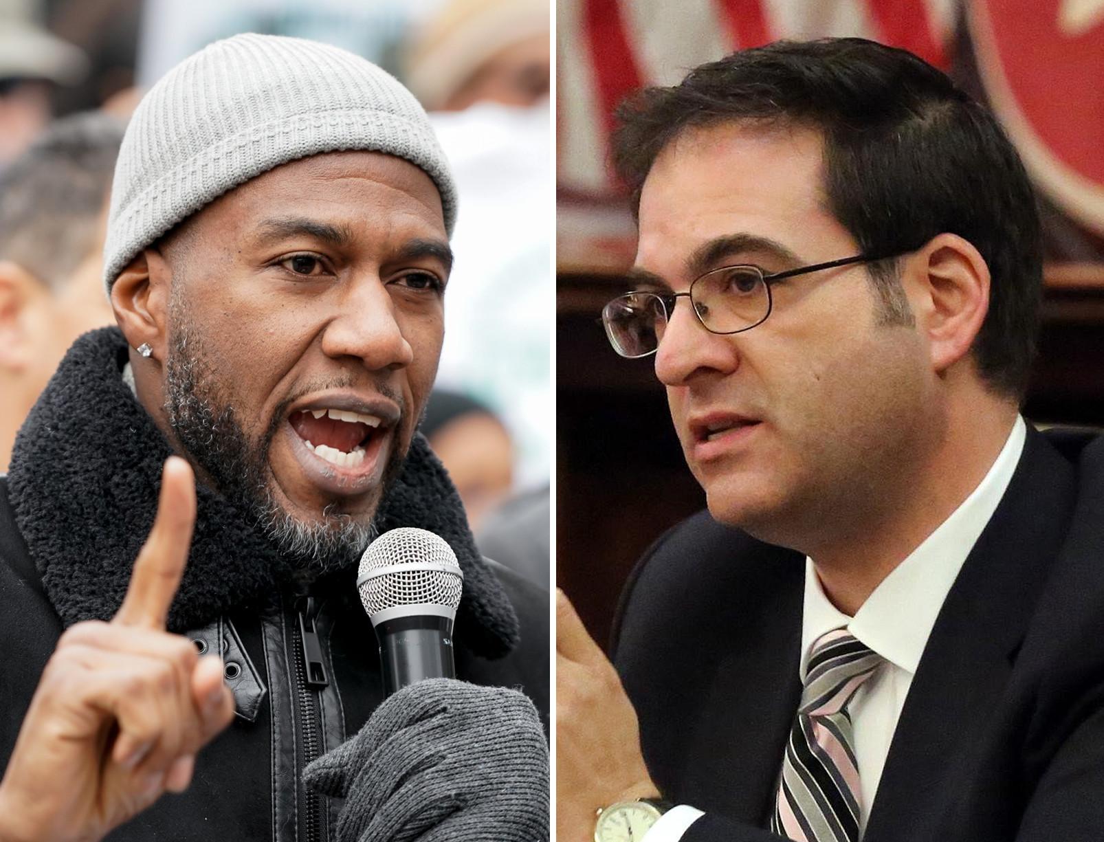 Public Advocate Jumaane Williams feuds with Brooklyn councilman over anti-Semitism