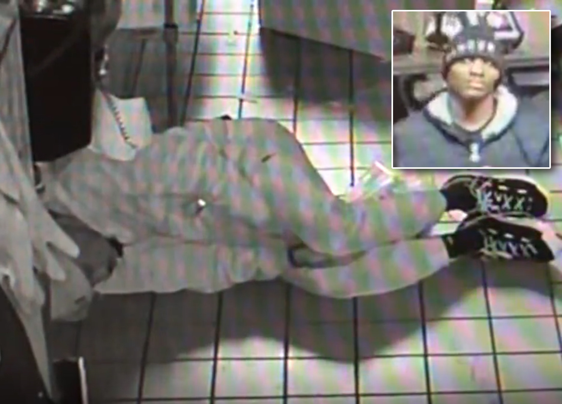 Taco Bell robber makes a run for the nap room