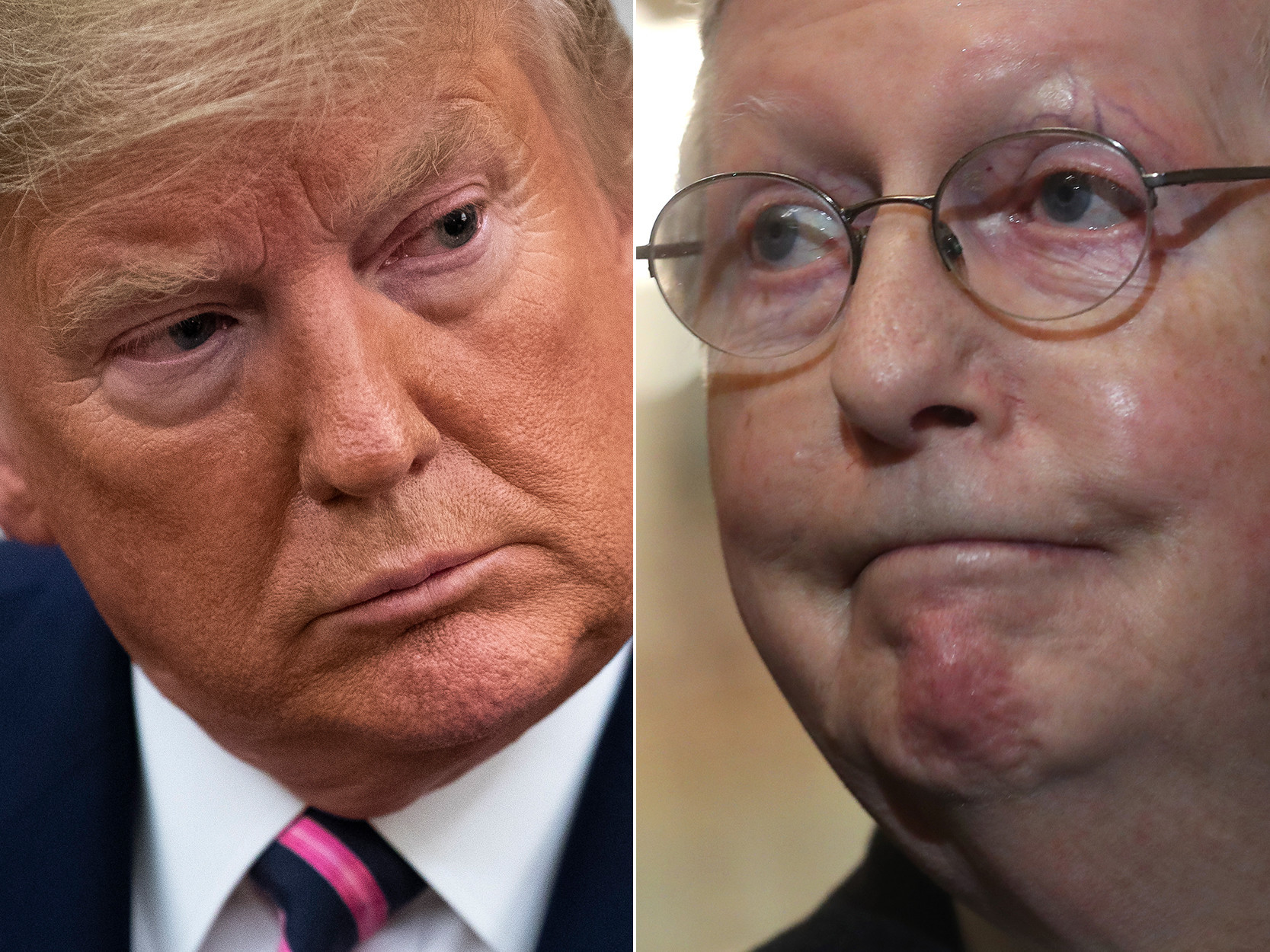 McConnell briefs Trump on impeachment trial strategy as Pelosi keeps 'em guessing